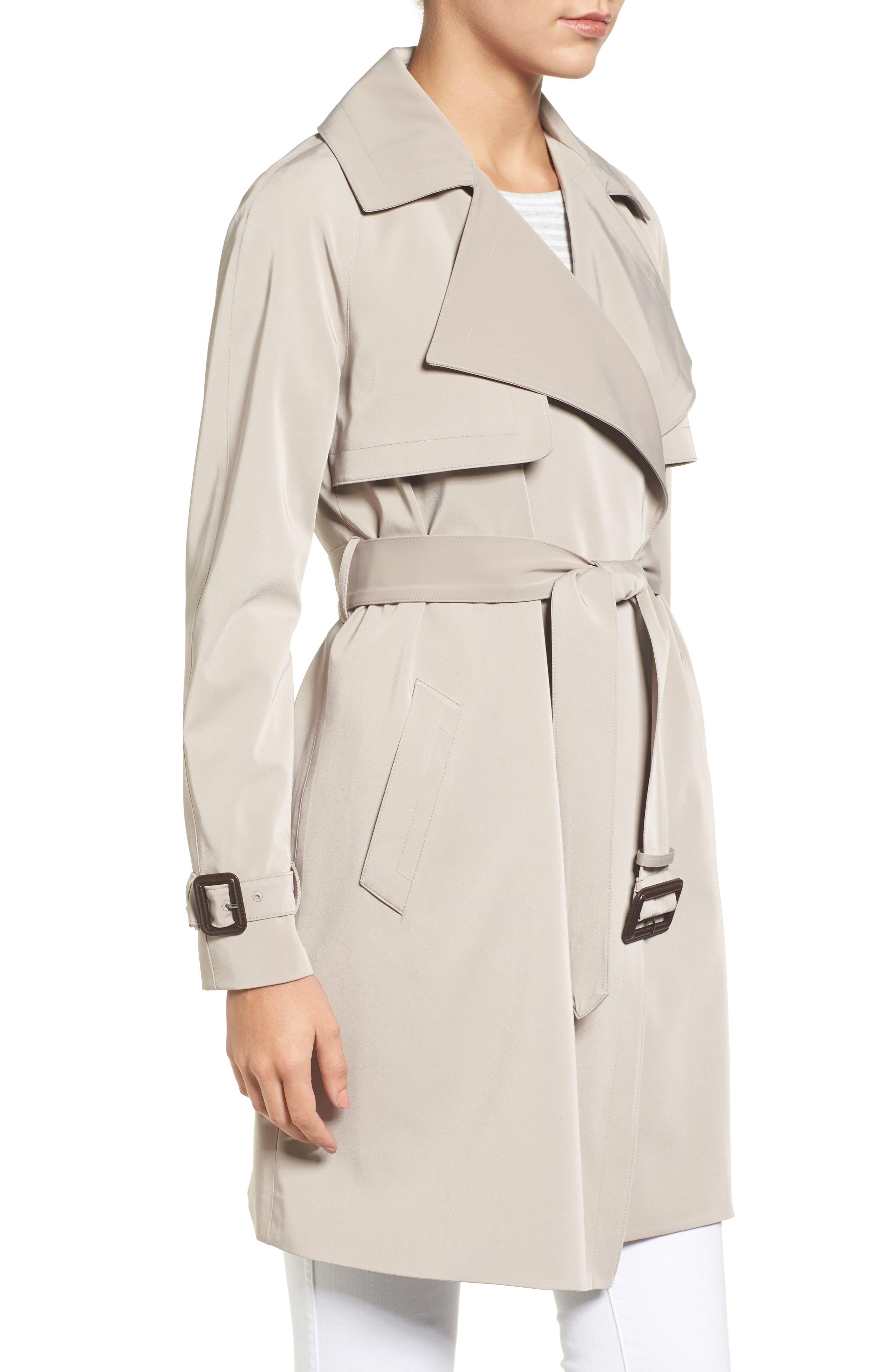 Alternate Image 3  - MICHAEL Michael Kors Trench Coat