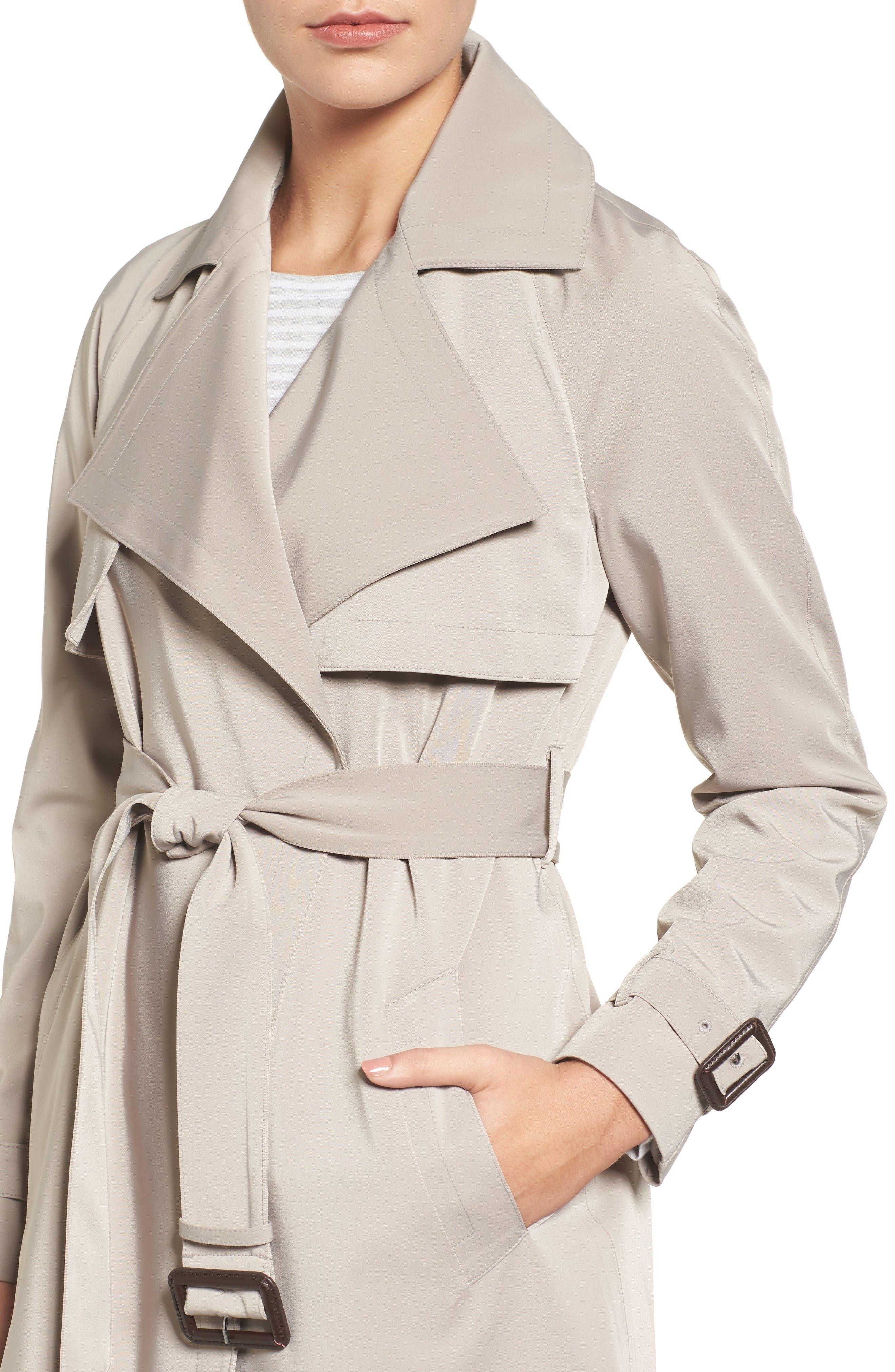 Alternate Image 4  - MICHAEL Michael Kors Trench Coat