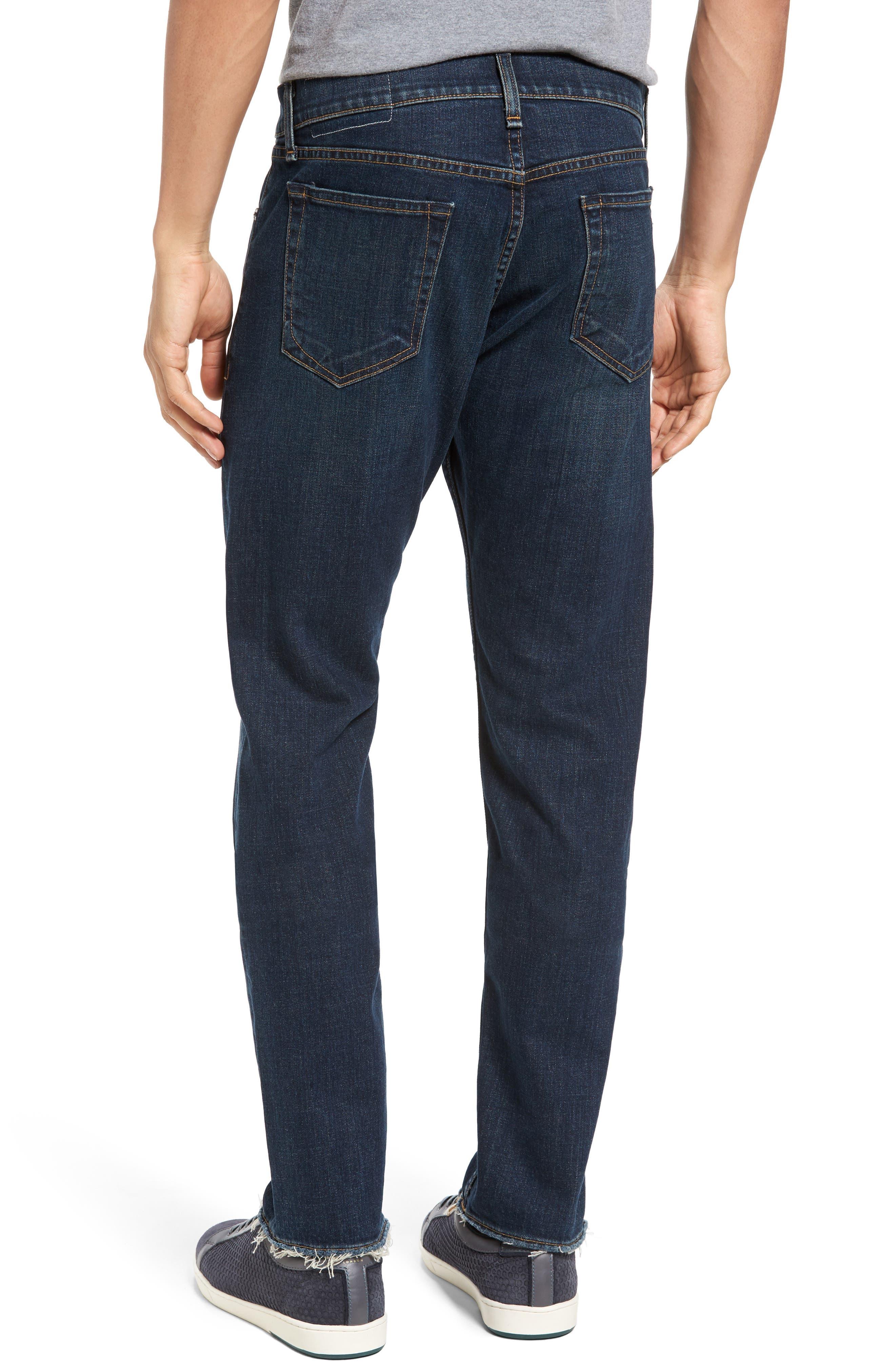 Alternate Image 2  - rag & bone Fit 2 Slim Fit Jeans (Plattsburg)