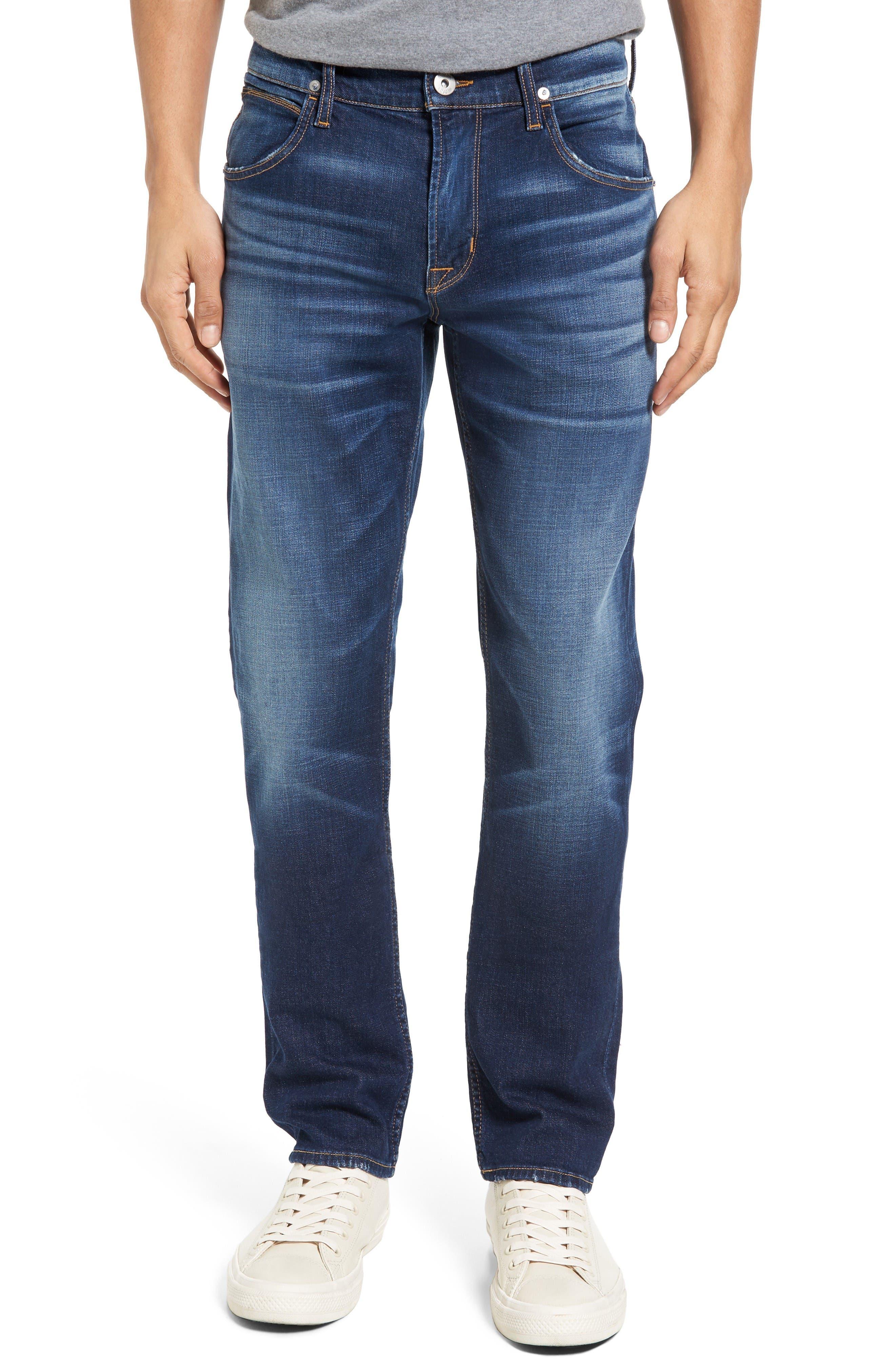 Blake Slim Fit Jeans,                             Main thumbnail 1, color,                             Genuine