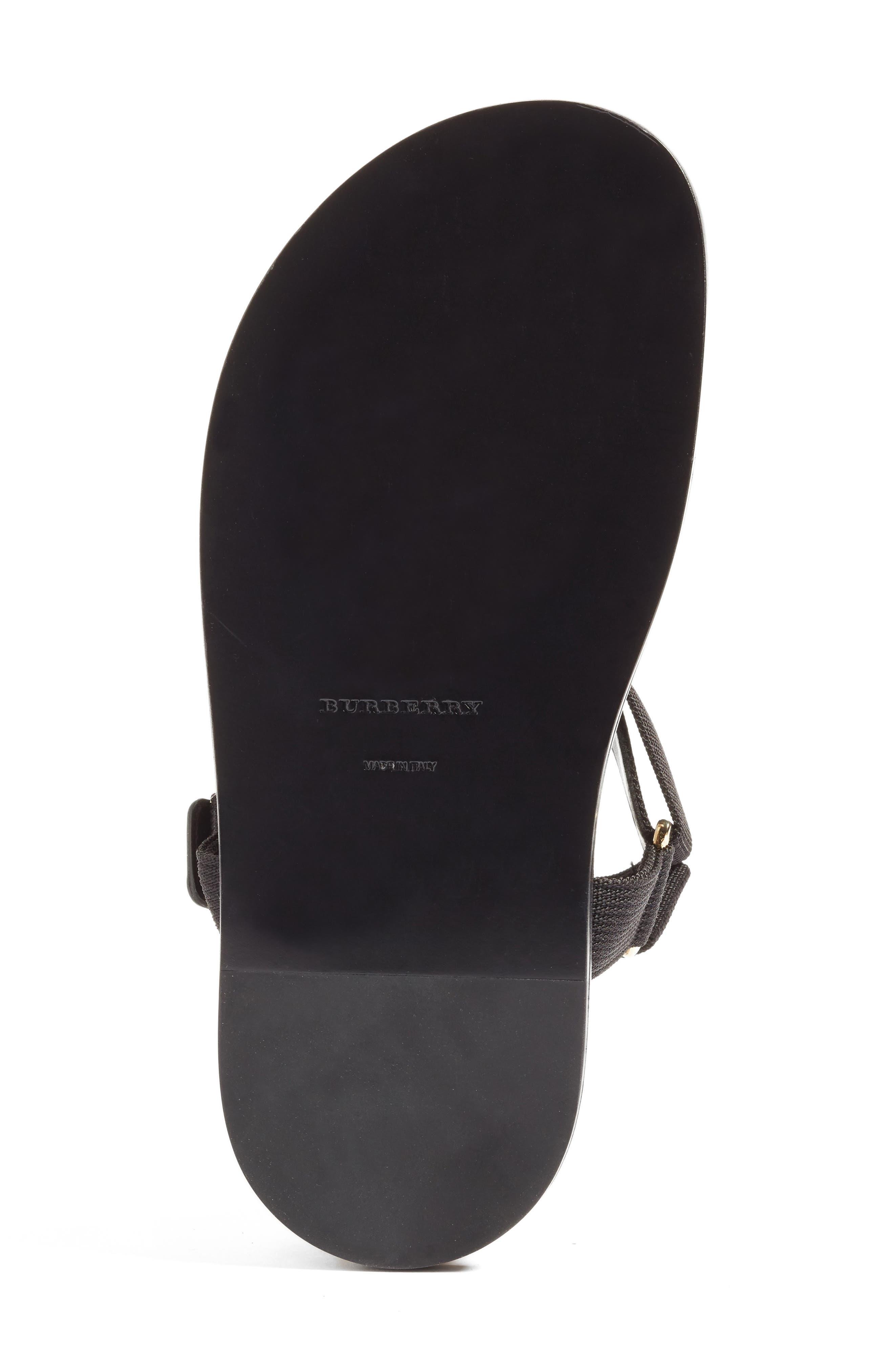 Alternate Image 4  - Burberry Ardall Sandal (Women)
