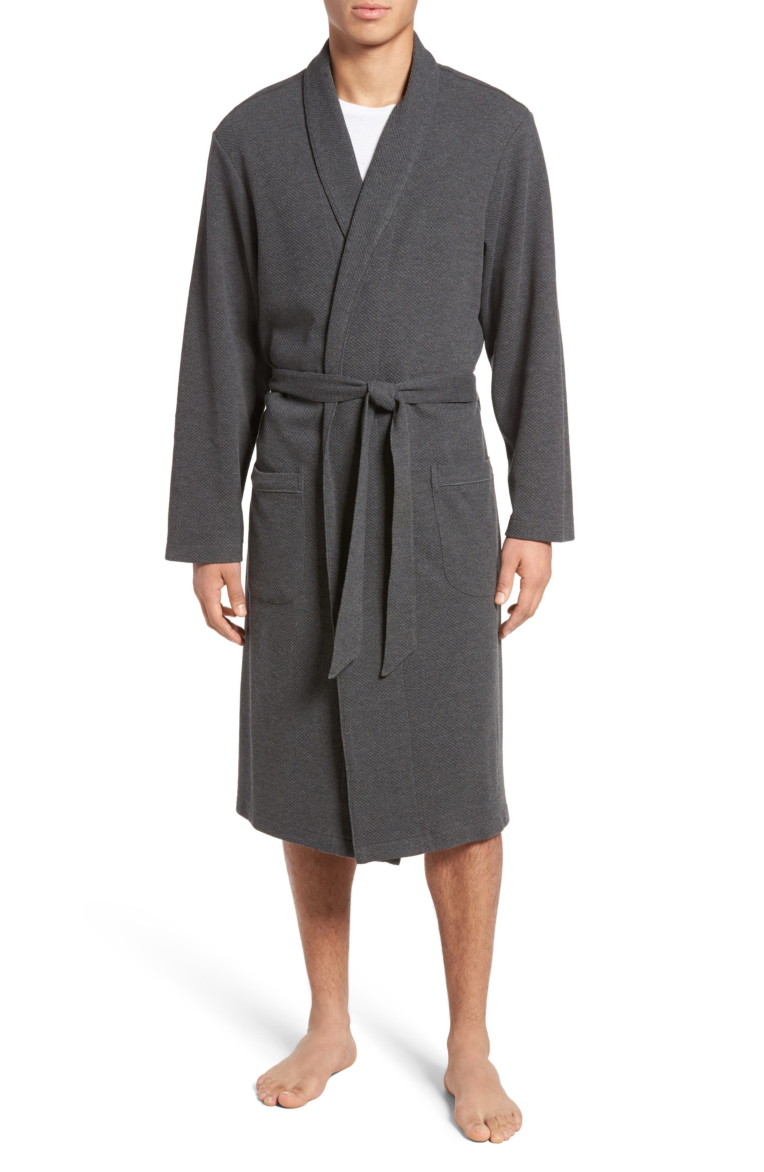 Nordstrom Men's Shop Thermal Robe