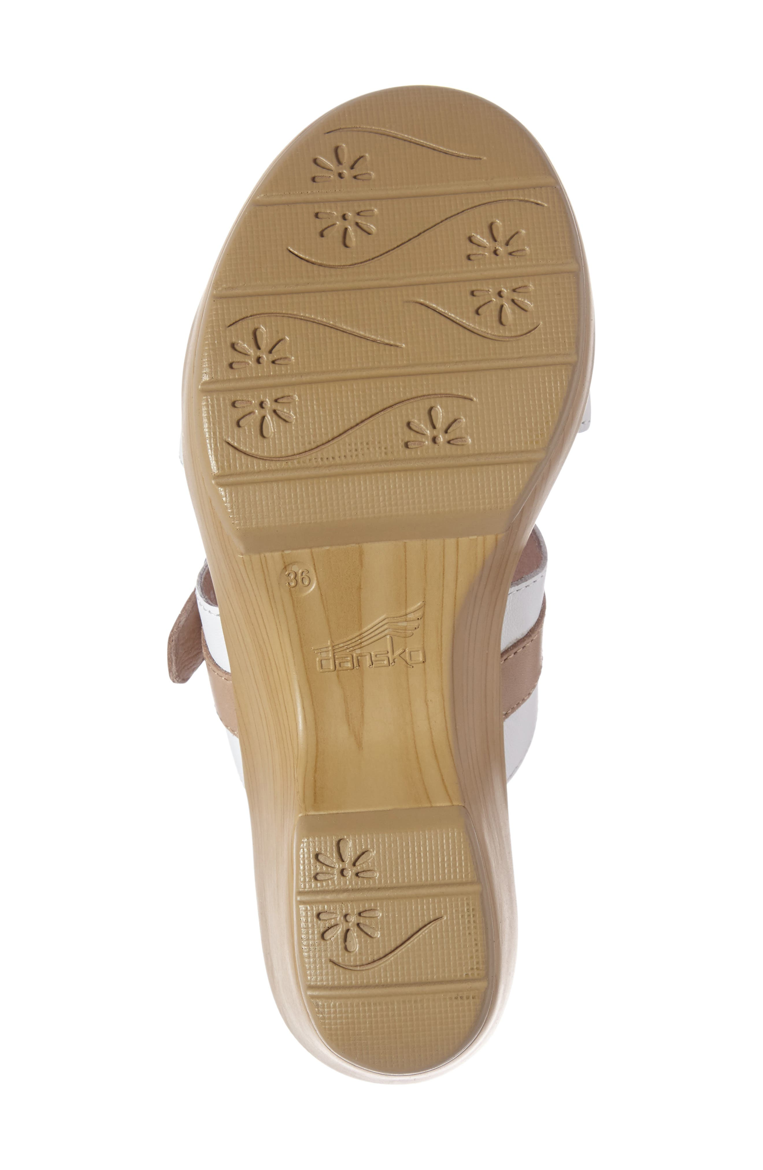 Alternate Image 3  - Dansko 'Jessie' Double Strap Sandal (Women)