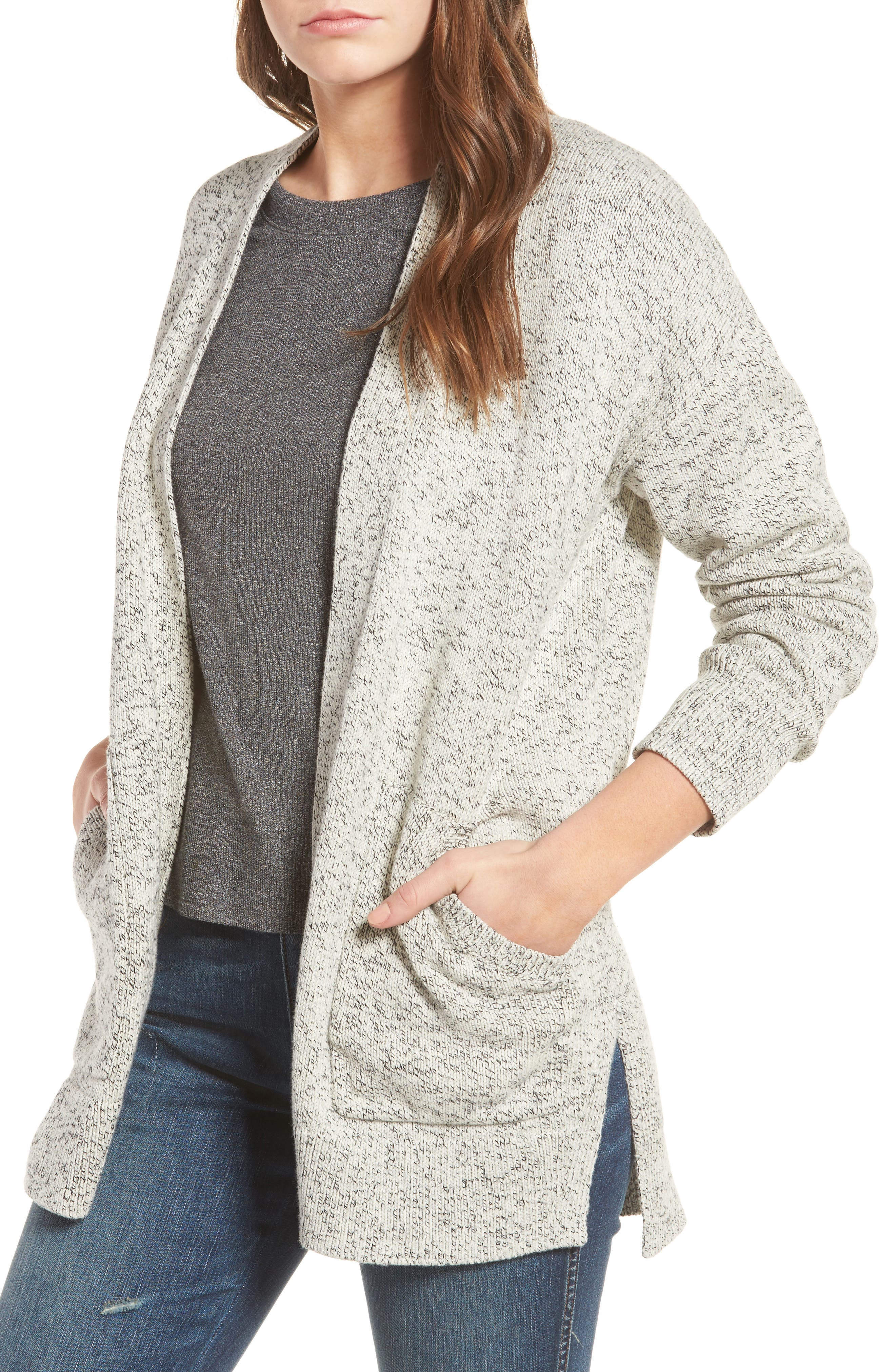 Alternate Image 1 Selected - Madewell Midland Cardigan