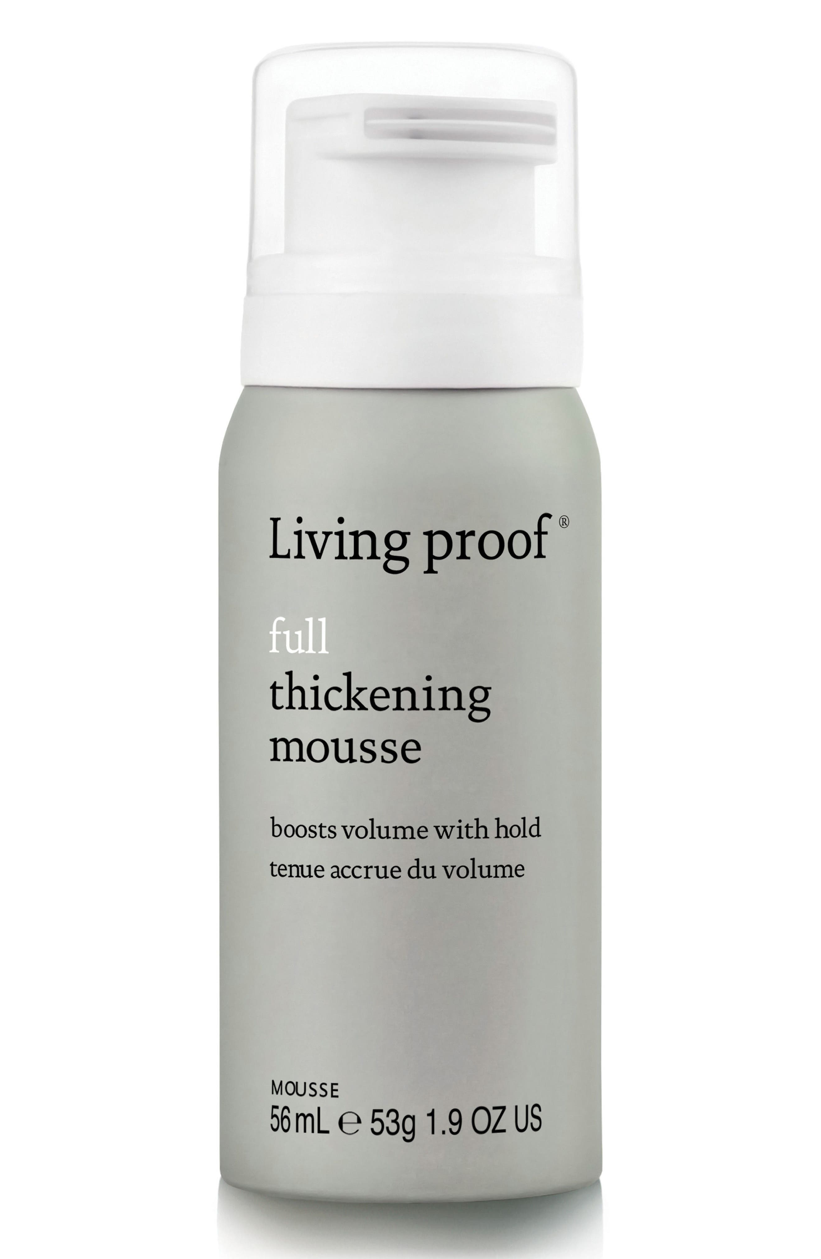 Main Image - Living proof® Full Thickening Mousse (1.9 oz.)
