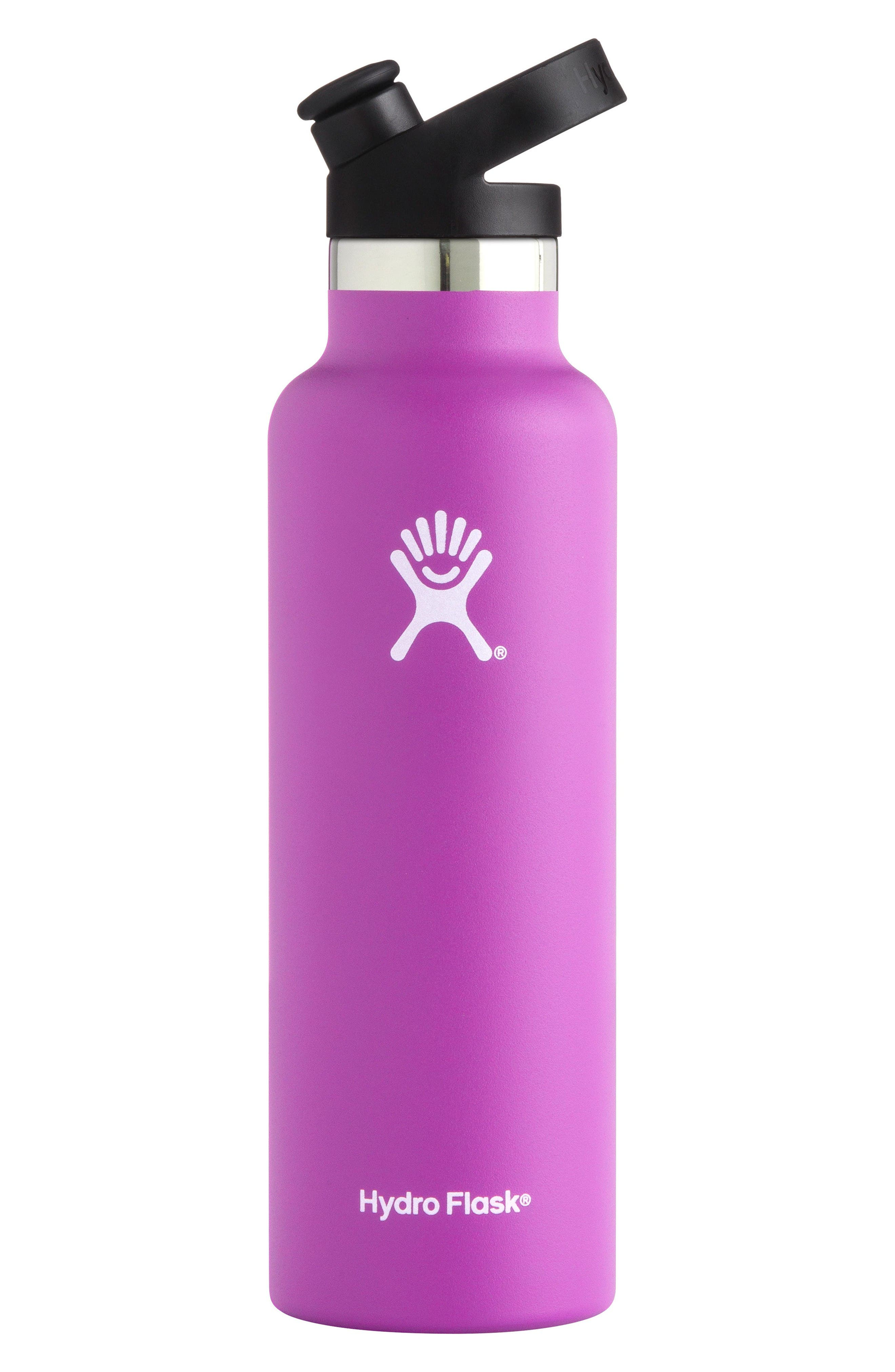 Alternate Image 1 Selected - Hydro Flask 21-Ounce Standard Mouth Bottle with Sport Cap