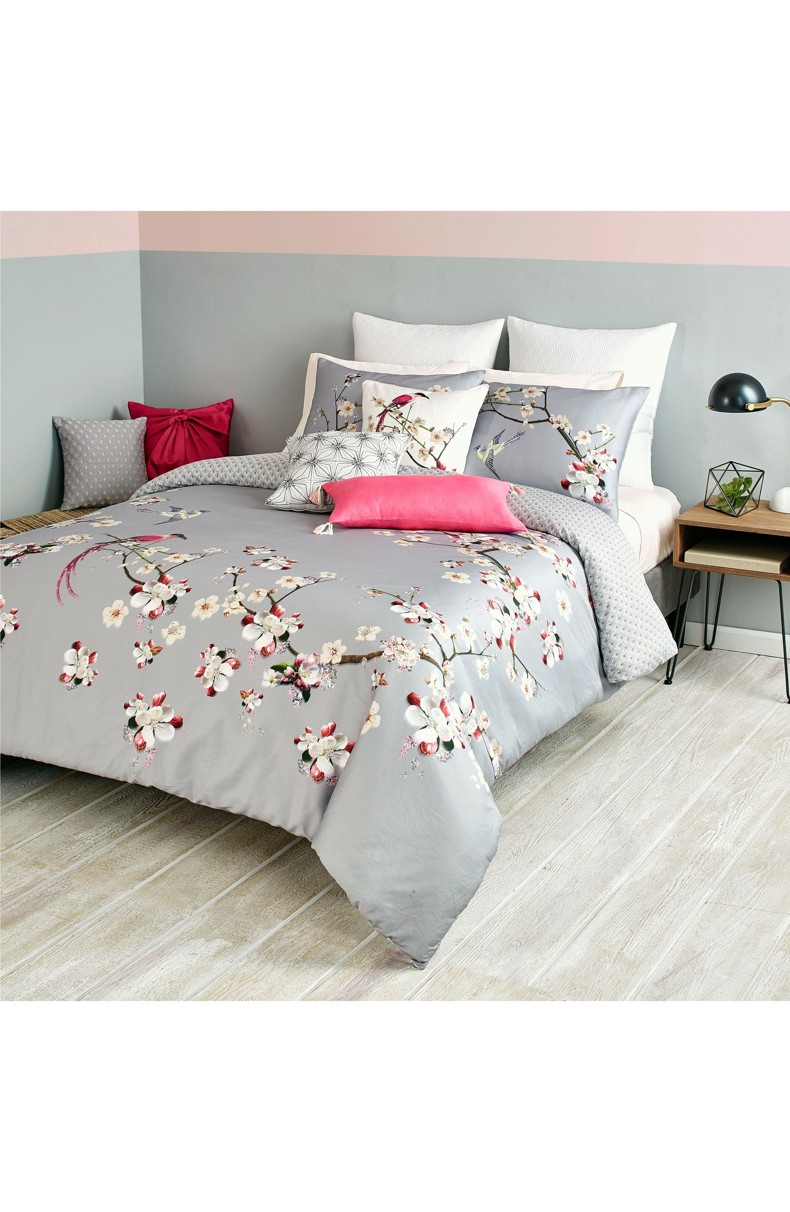 Alternate Image 2  - Ted Baker London Flight Comforter & Sham Set