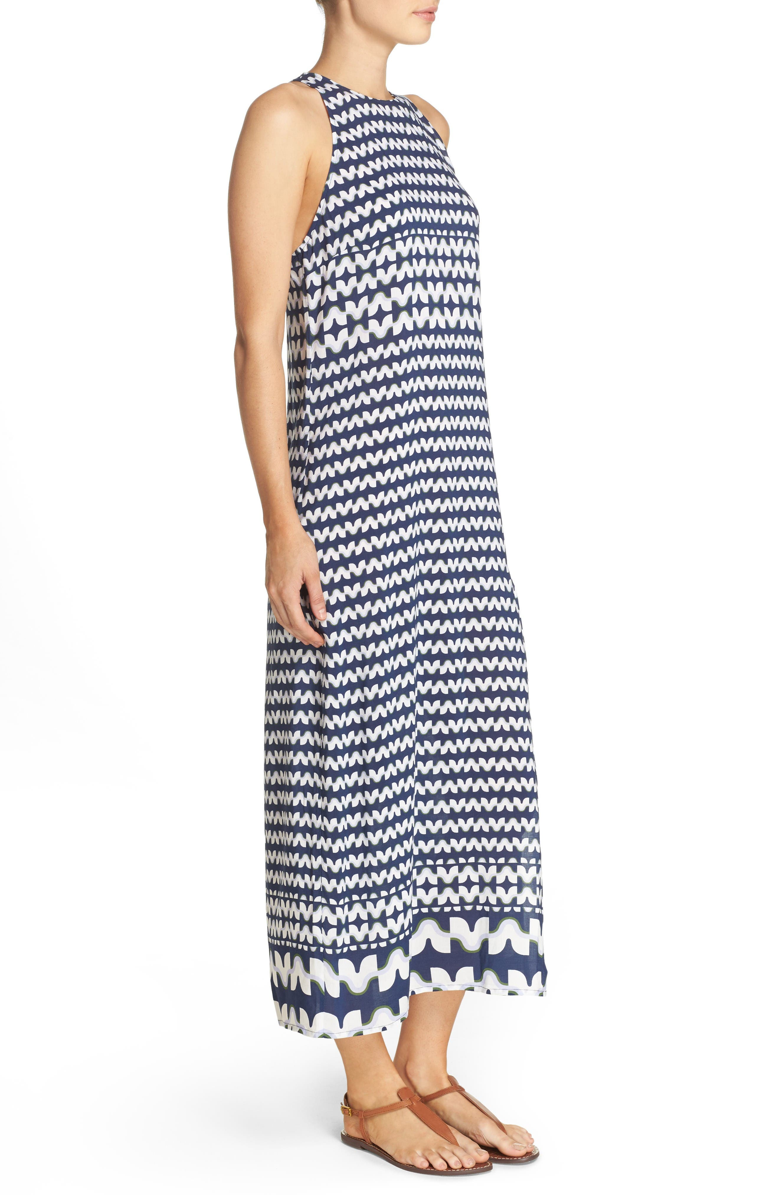 Alternate Image 3  - Tory Burch Windwell Cover-Up Maxi Dress