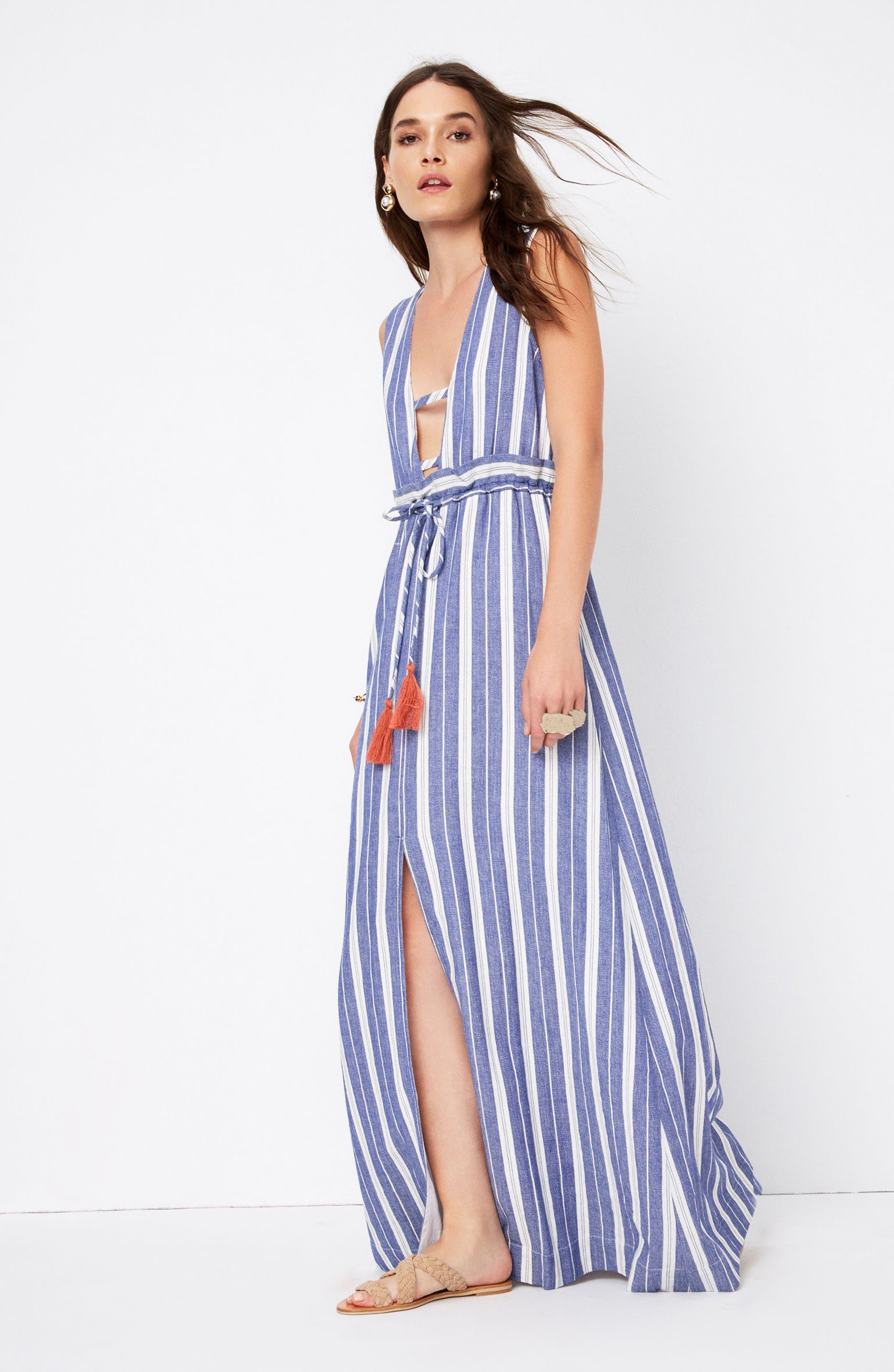 Alternate Image 2  - Tularosa Essie Stripe Maxi Dress