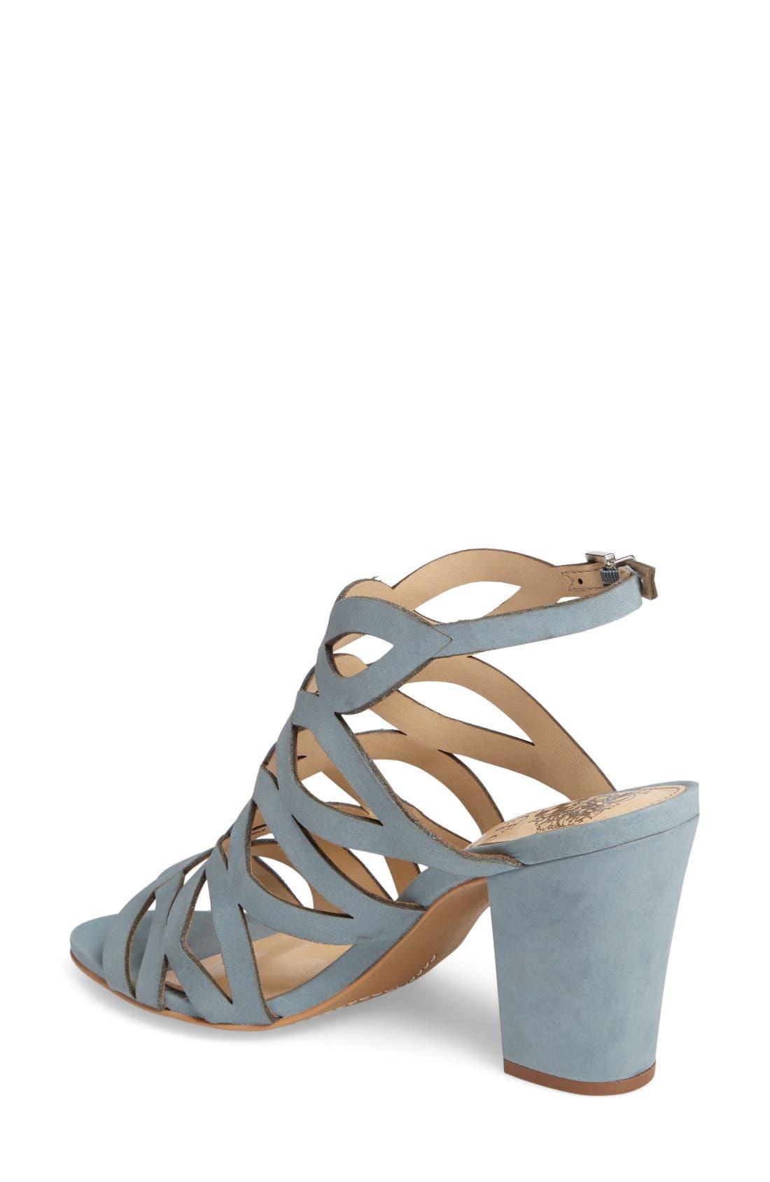 Alternate Image 2  - Vince Camuto Norla Block Heel Sandal (Women)