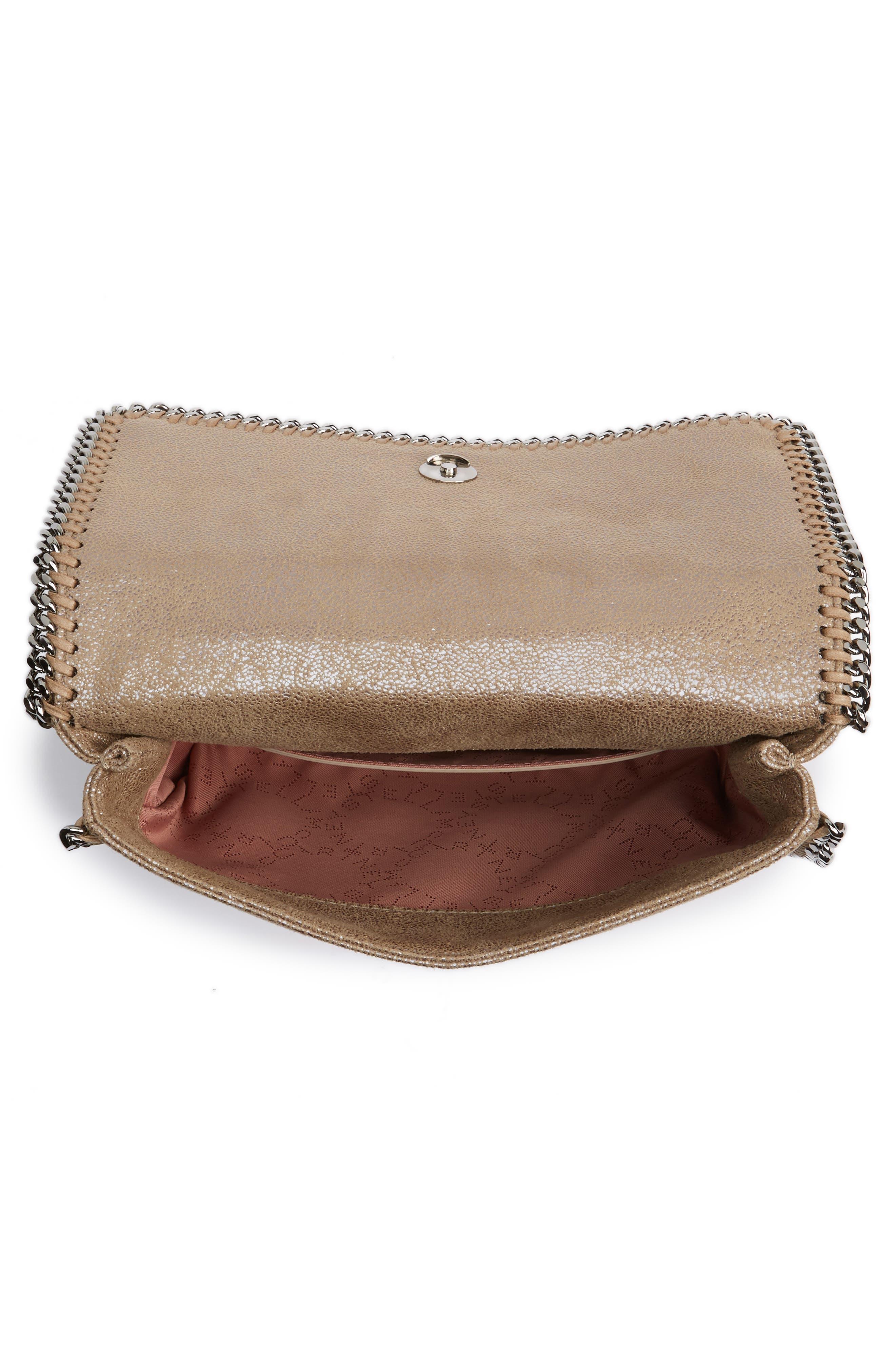 Alternate Image 3  - Stella McCartney Faux Leather Flap Shoulder Bag