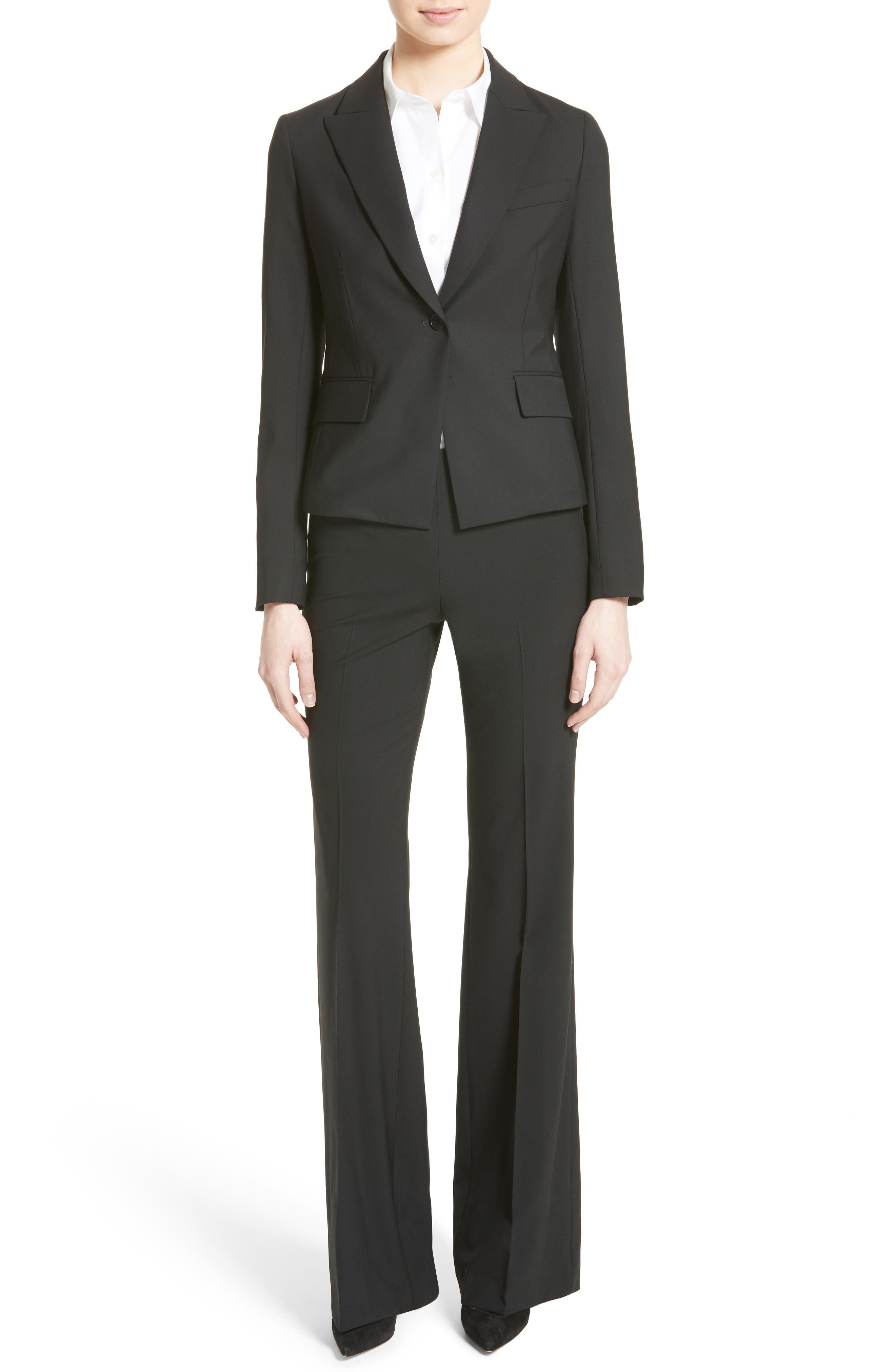 Alternate Image 6  - Theory Brince B Good Wool Suit Jacket (Nordstrom Exclusive)