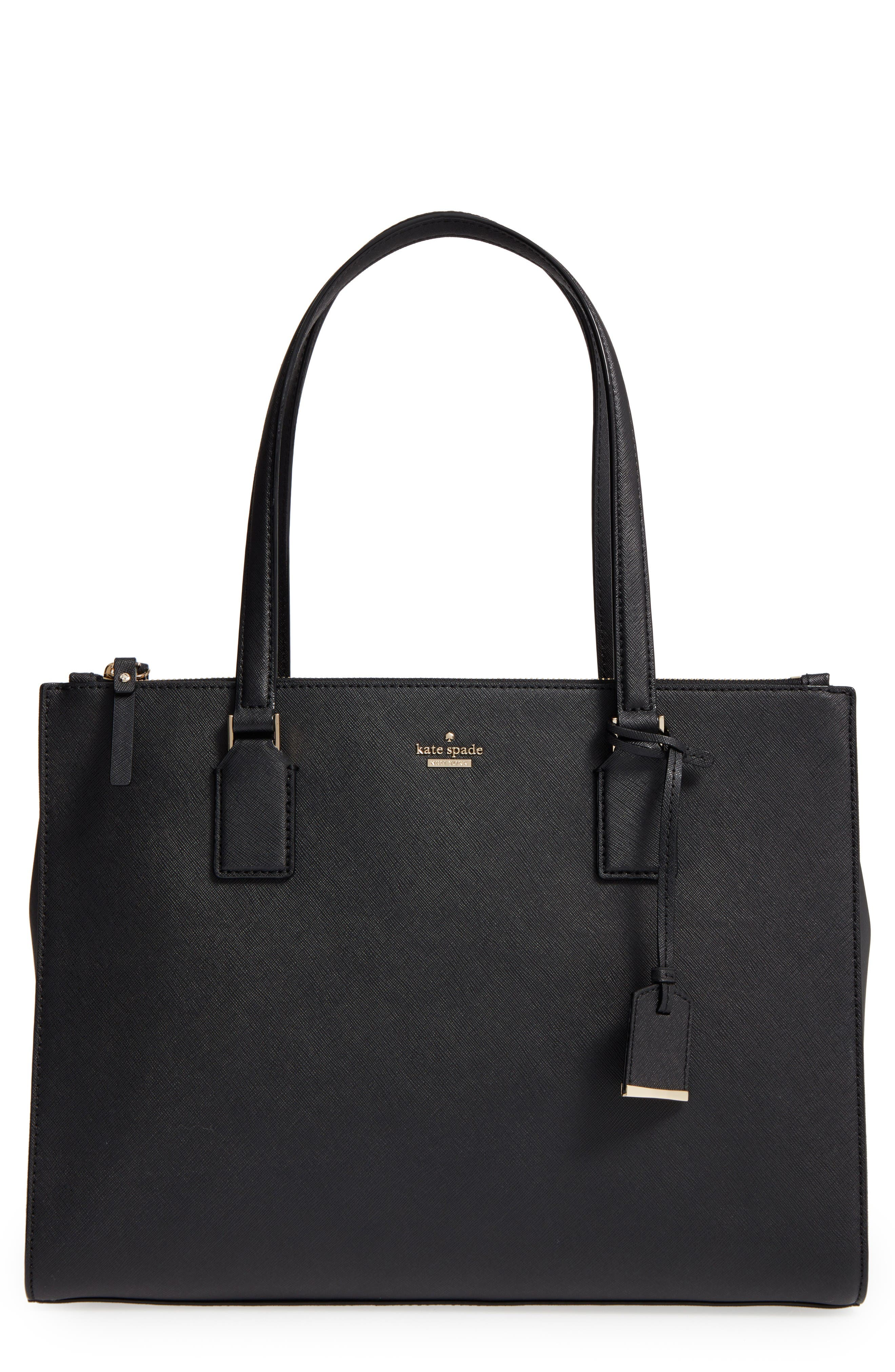 Alternate Image 1 Selected - kate spade new york cameron street - jensen leather tote