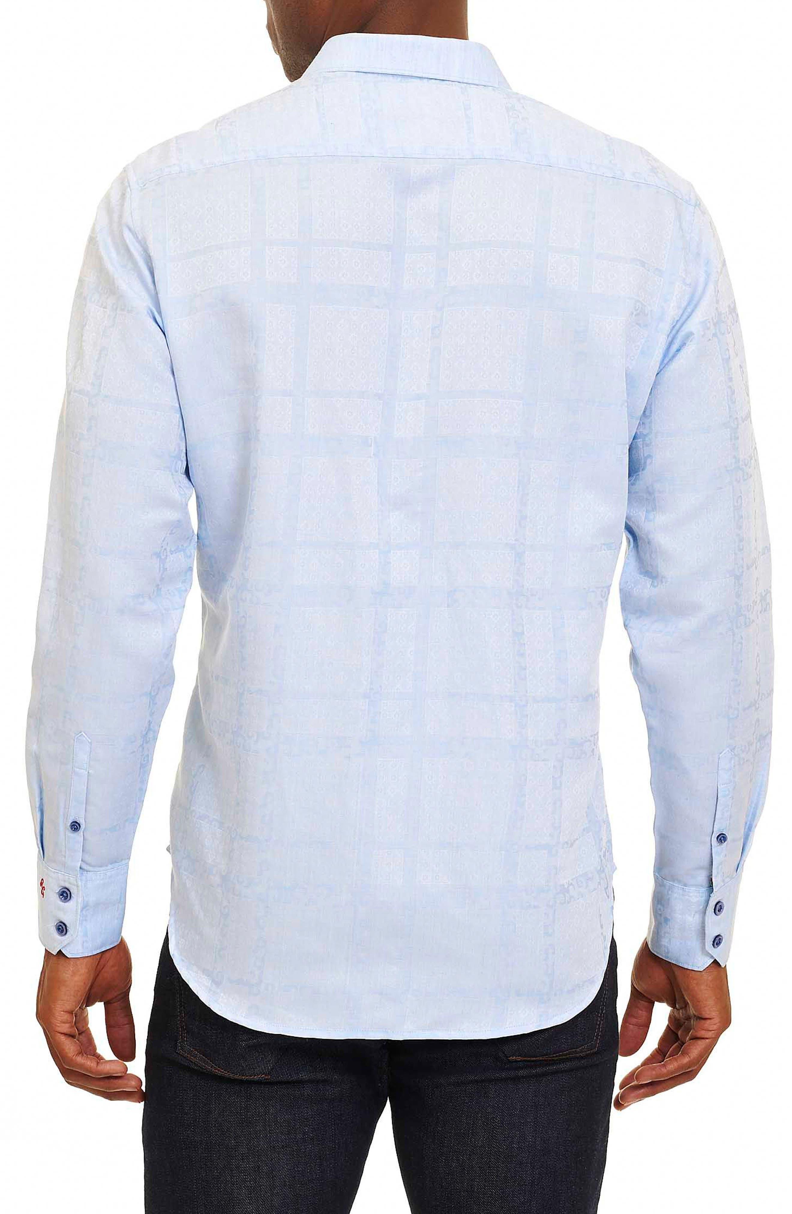 Alternate Image 2  - Robert Graham Morley Sport Shirt