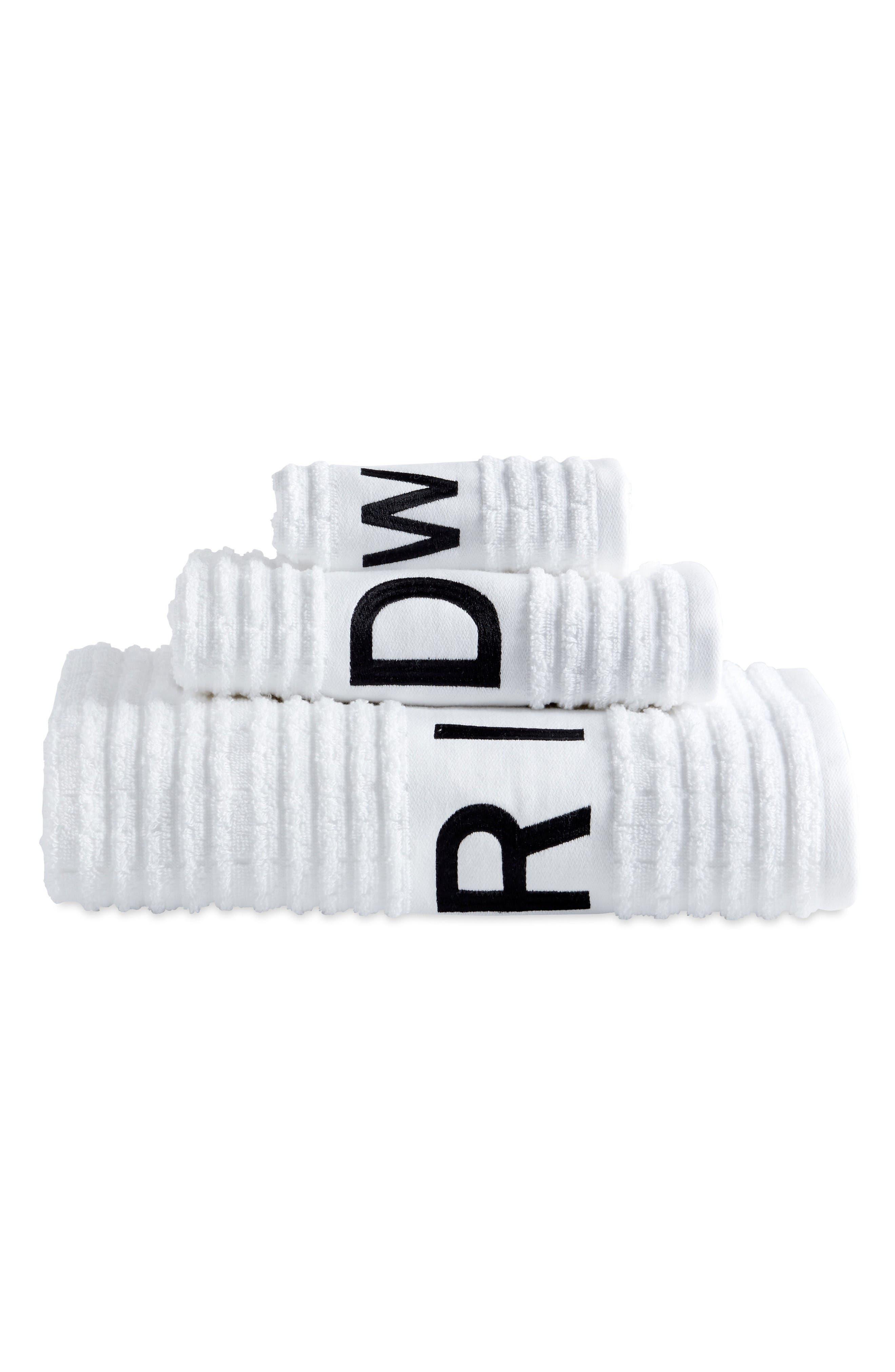 Alternate Image 2  - DKNY Chatter Fingertip Towel