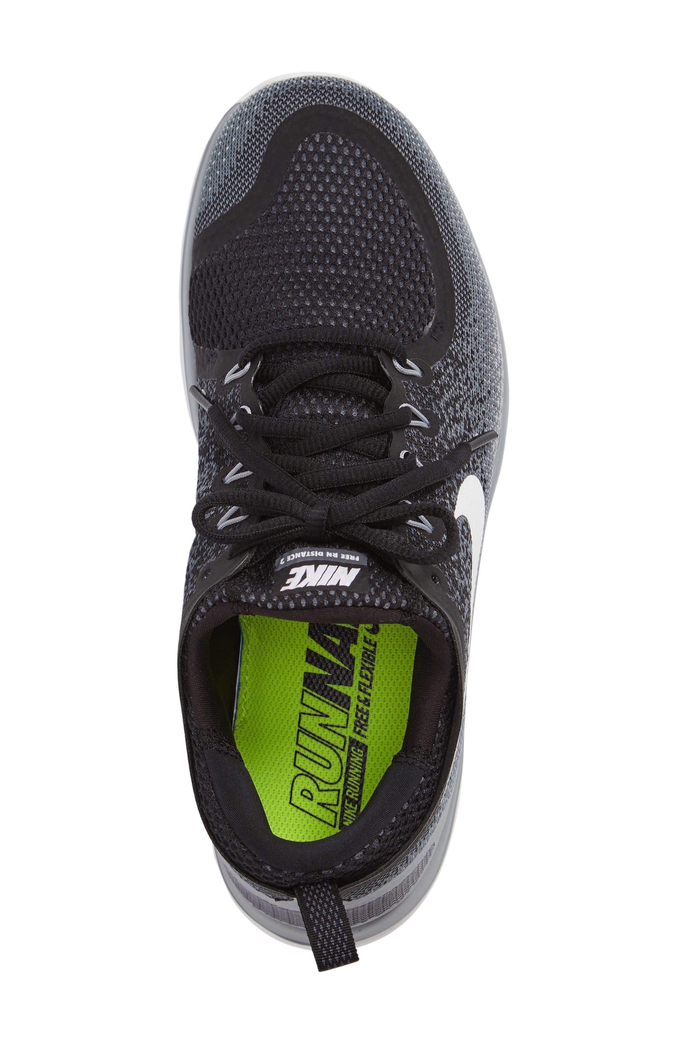 Alternate Image 3  - Nike Free RN Distance 2 Running Shoe (Men)
