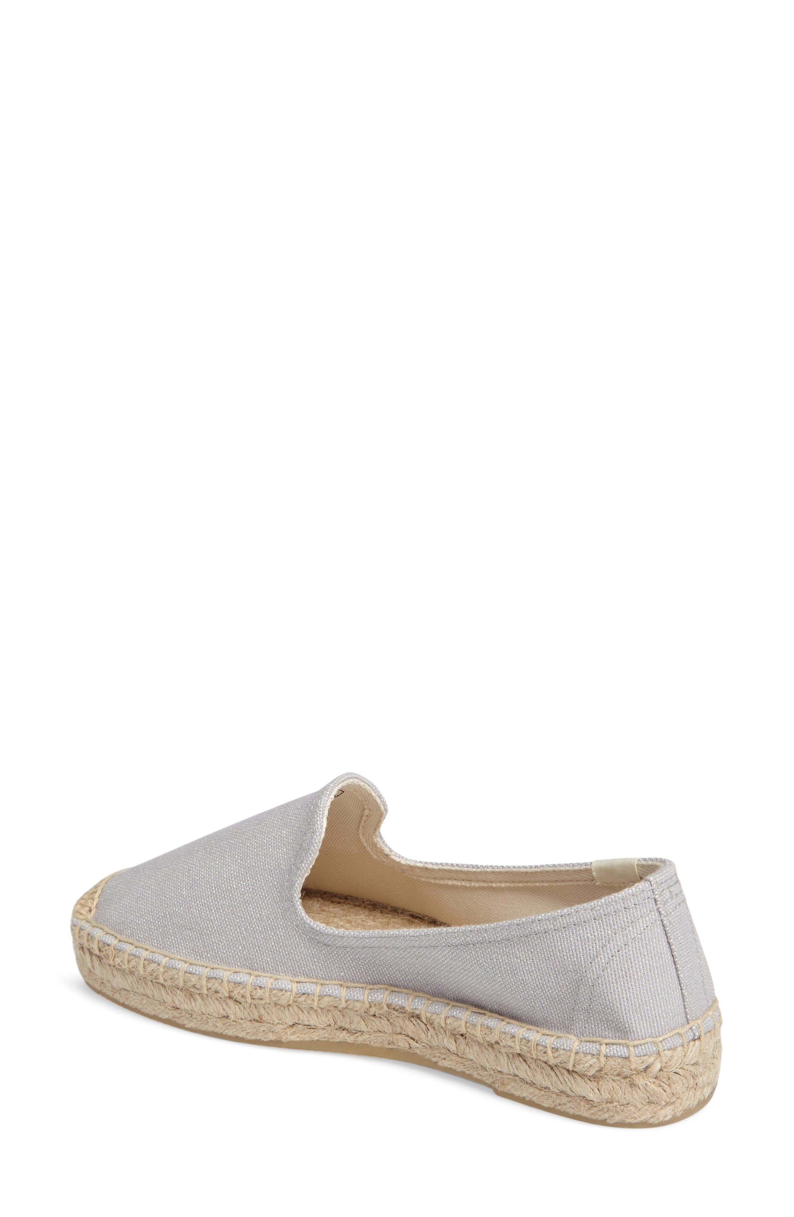 Alternate Image 2  - Soludos Espadrille Loafer (Women)