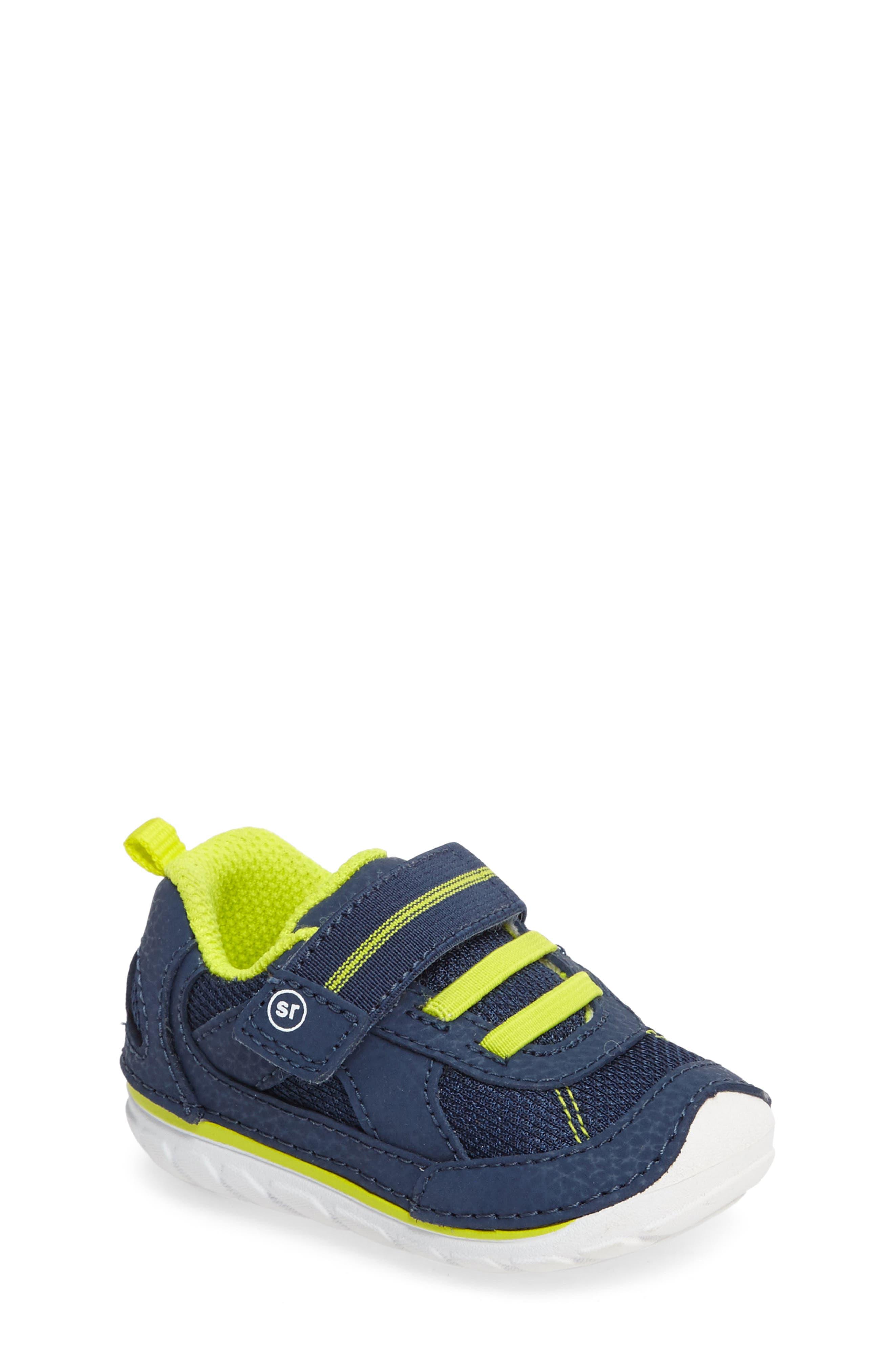 Stride Rite Soft Motion™ Jamie Sneaker (Baby & Walker)
