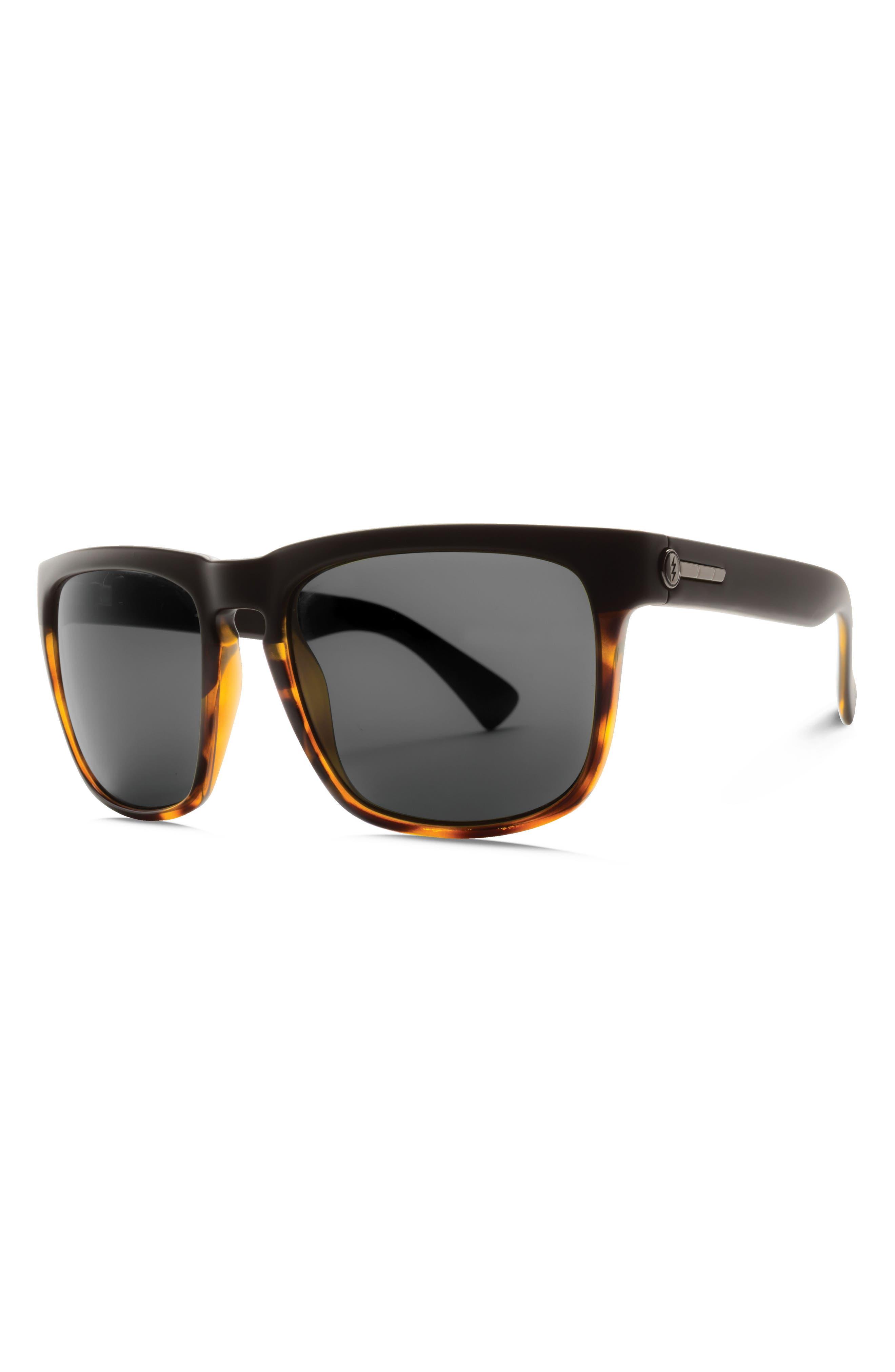 Knoxville XL 61mm Sunglasses,                             Alternate thumbnail 2, color,                             Darkside Tortoise/ Grey