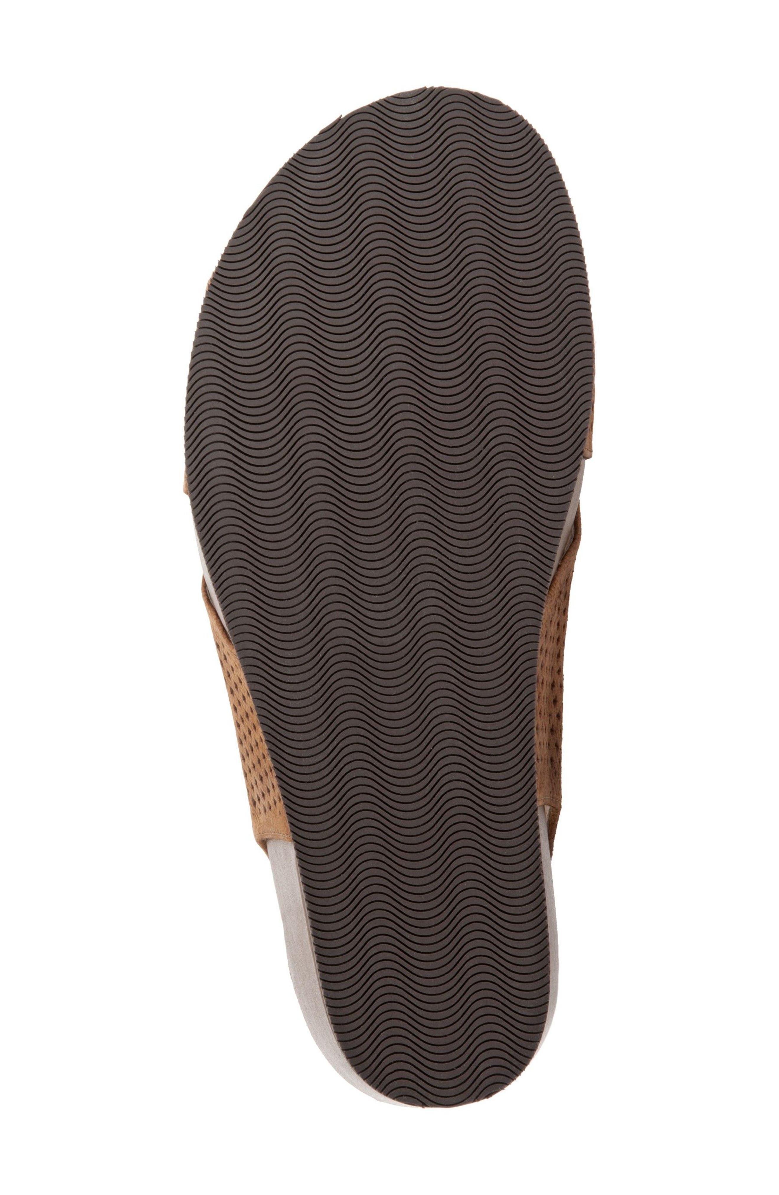 Alternate Image 4  - SoftWalk® Hansford Wedge Sandal (Women)