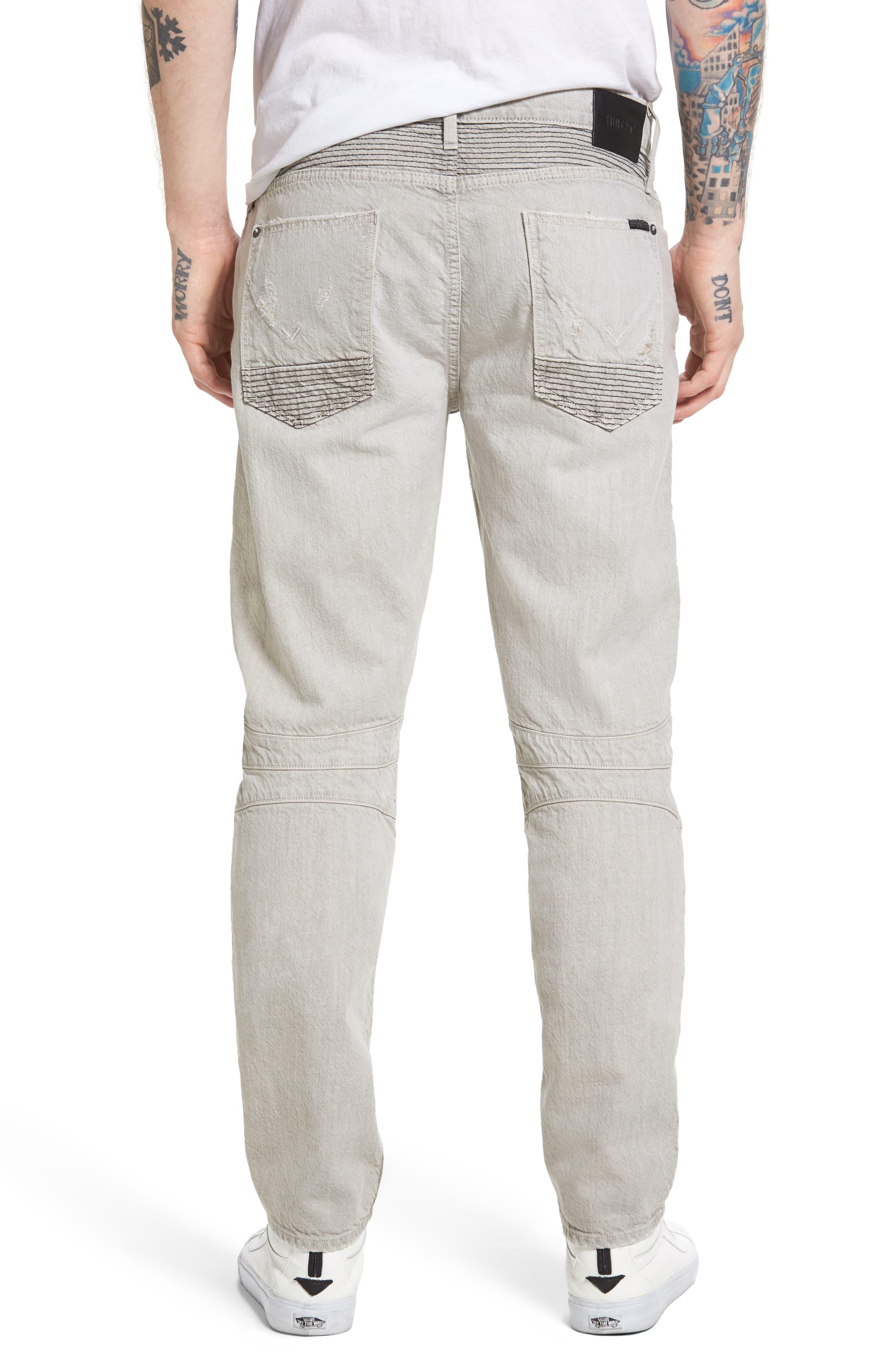 Alternate Image 2  - Hudson Jeans Blinder Biker Skinny Fit Jeans (Adherence)