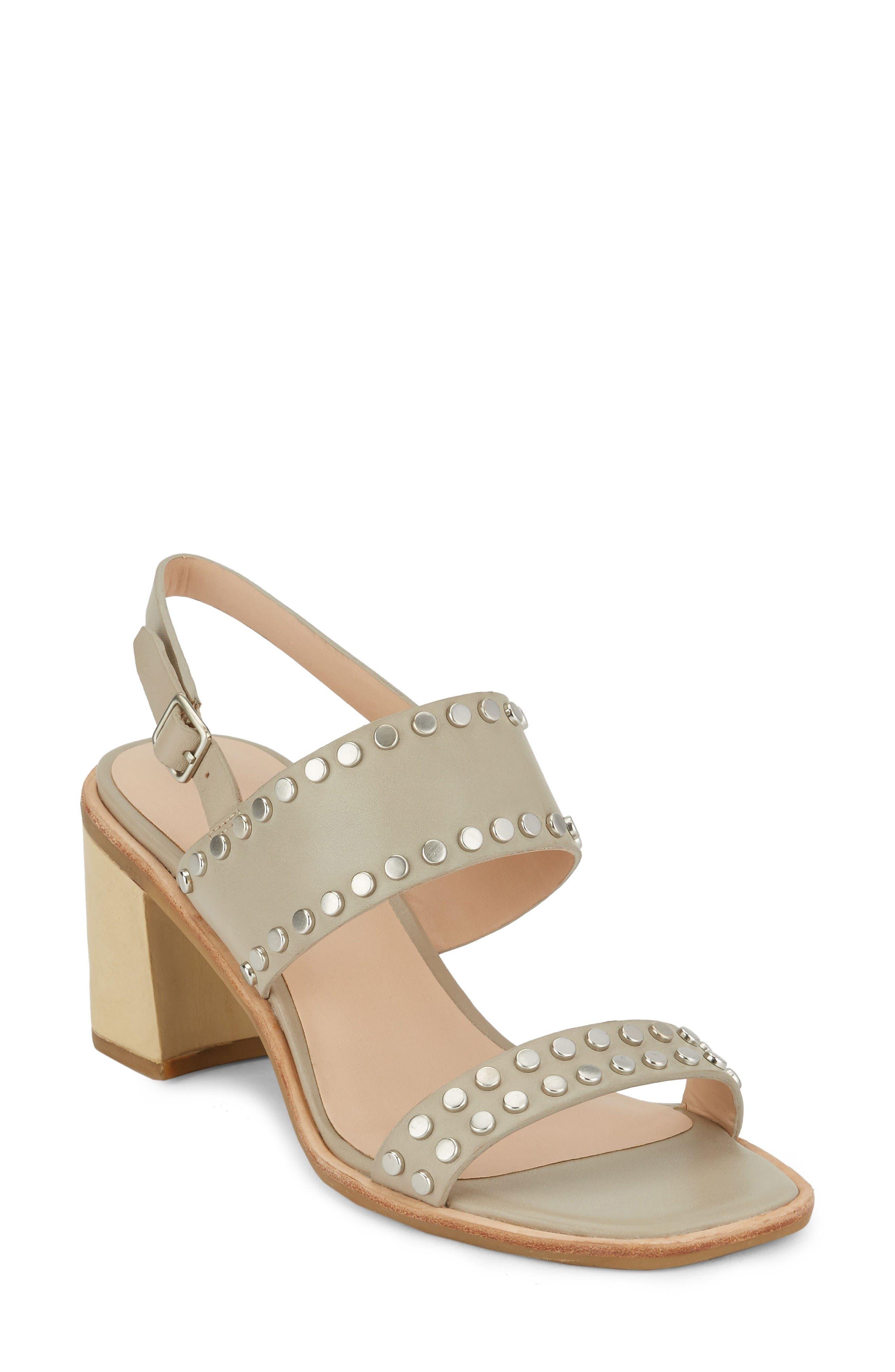 G.H. Bass & Co. Rachel Block Heel Sandal (Women)