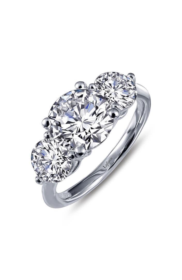 Lafonn Simulated Diamond Ring Nordstrom