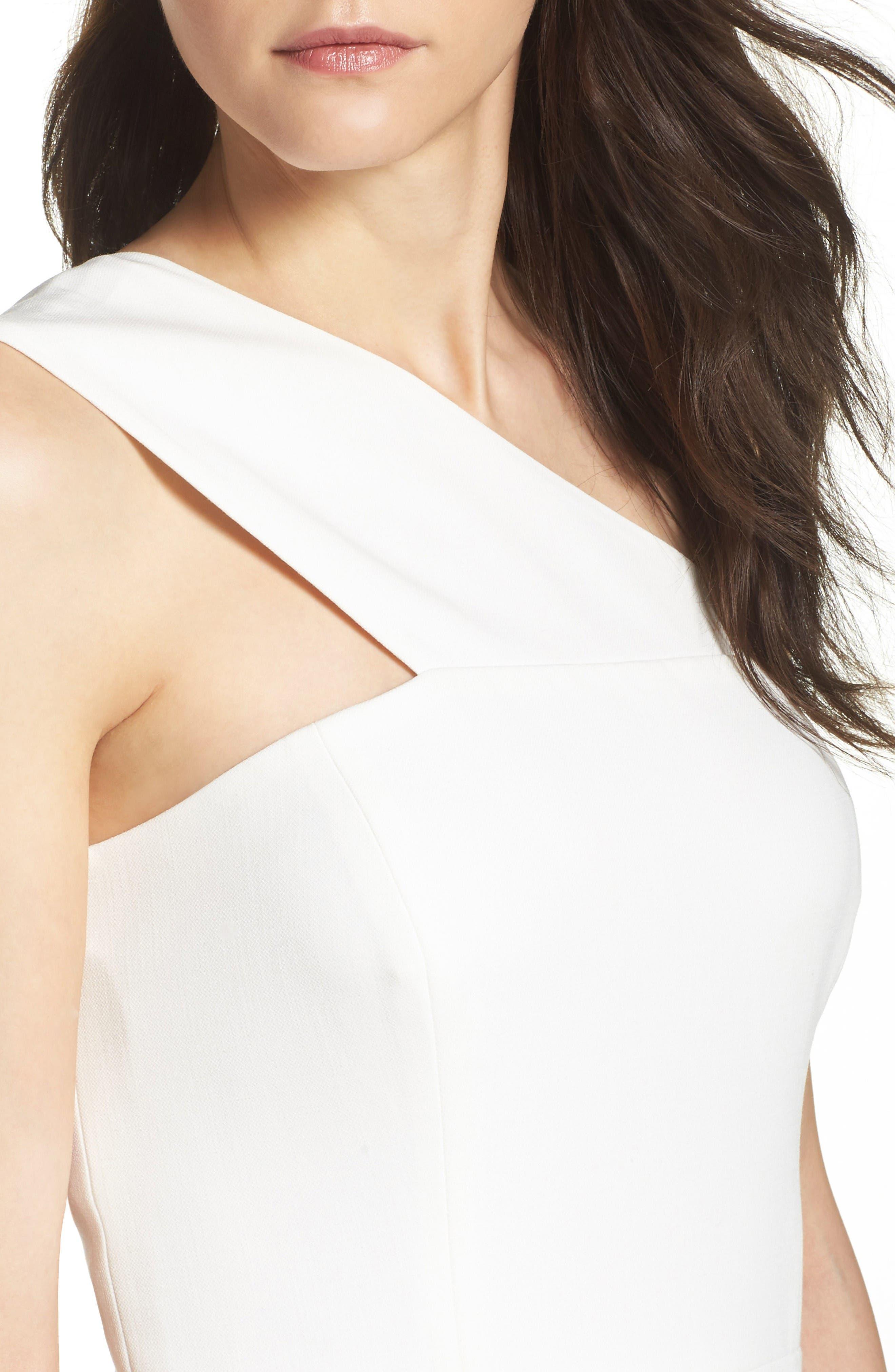 Alternate Image 5  - French Connection Whisper Light Dress