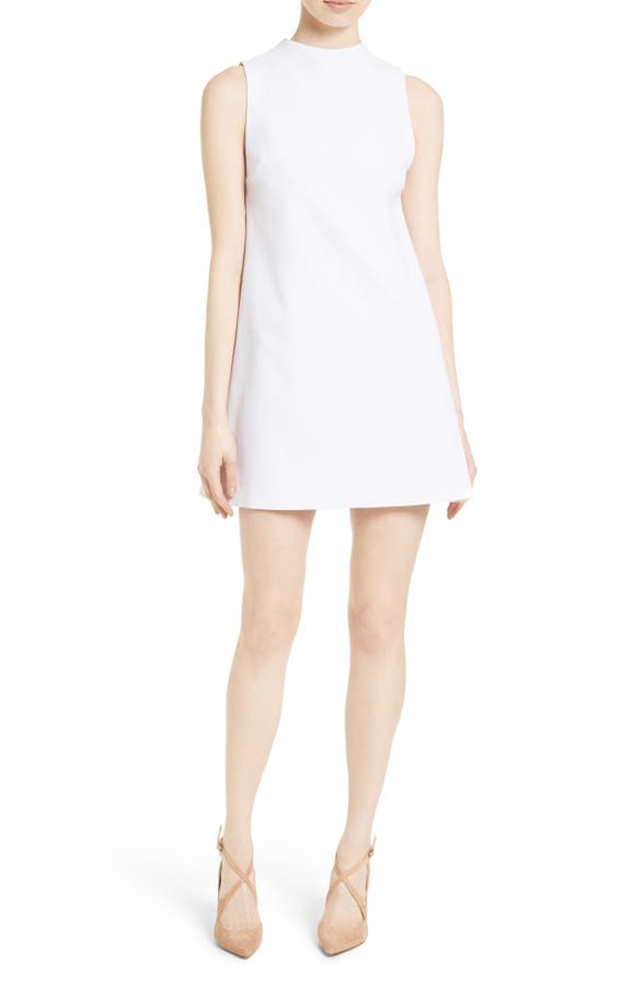 Alice   Olivia Coley A-Line Shift Dress | Nordstrom