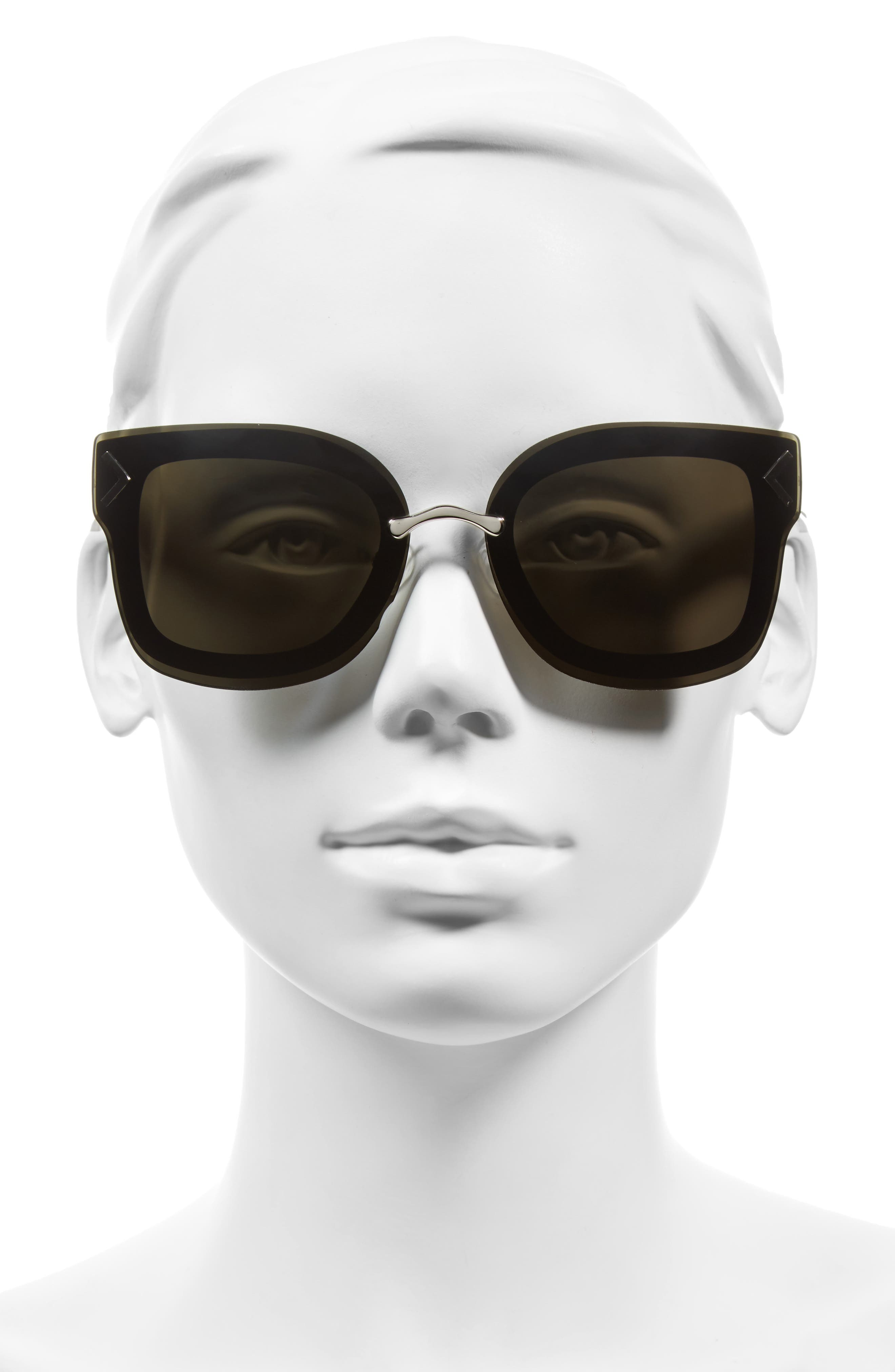 Alternate Image 2  - KENDALL + KYLIE Priscilla 65mm Butterfly Sunglasses