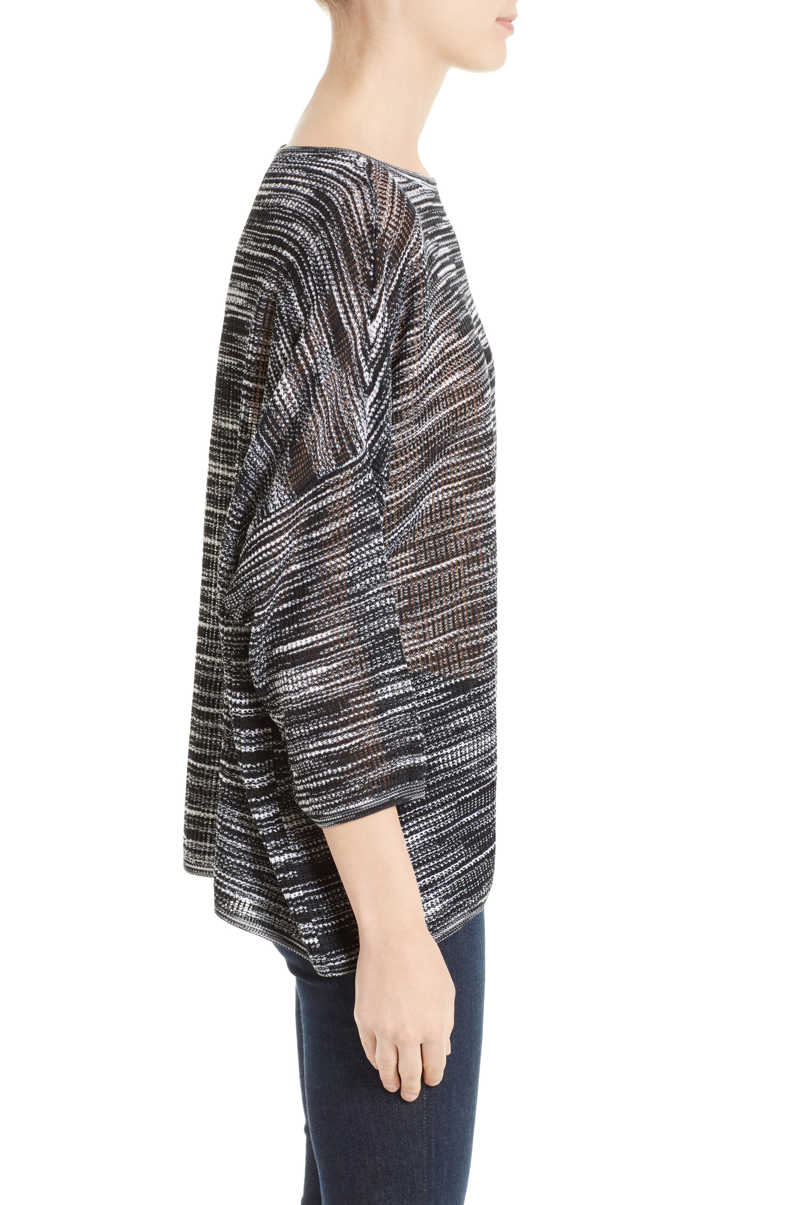 Alternate Image 3  - M Missoni Space Dyed Ripple Top