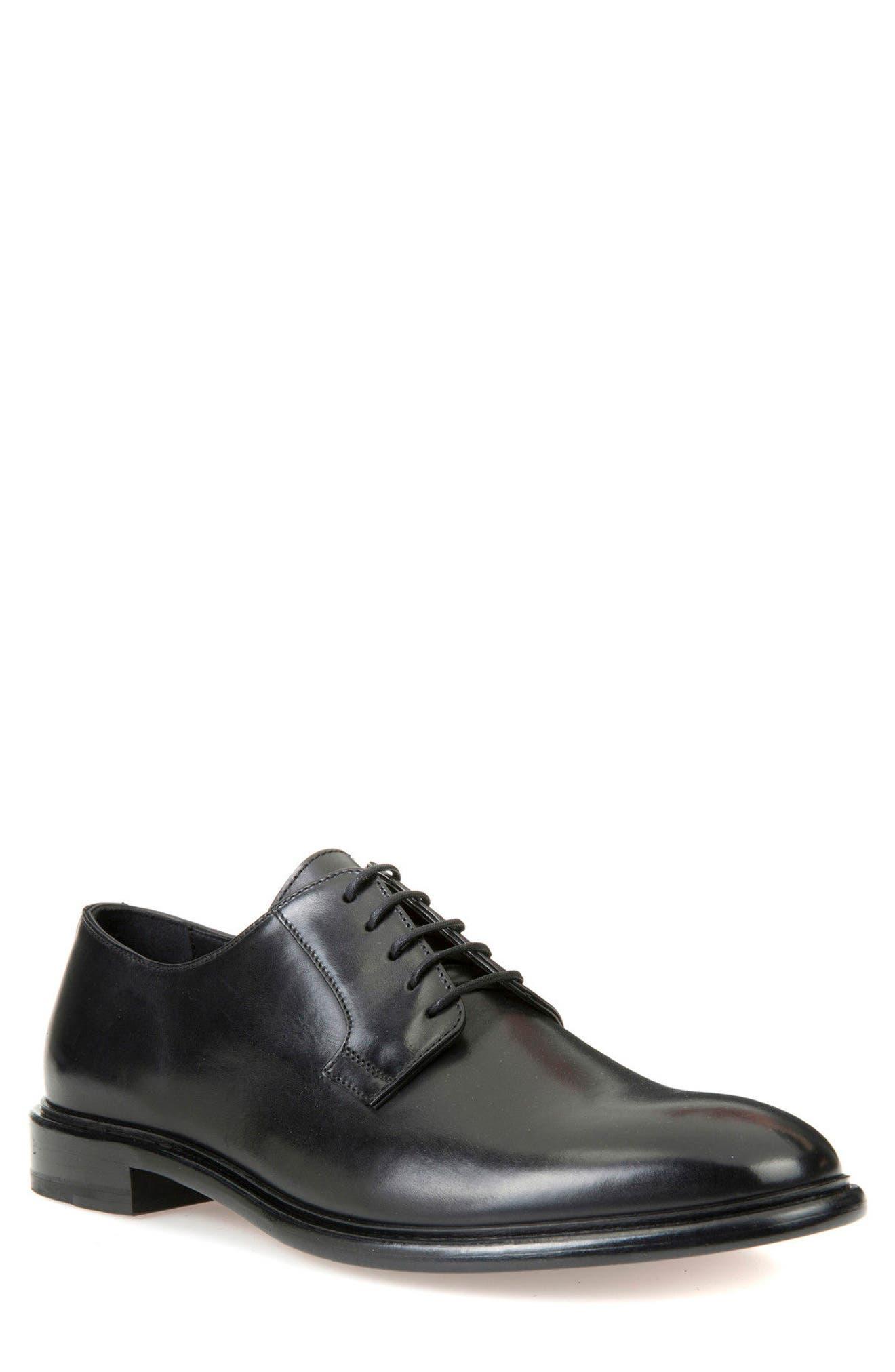 Geox Guildford 7 Plain Toe Derby (Men)