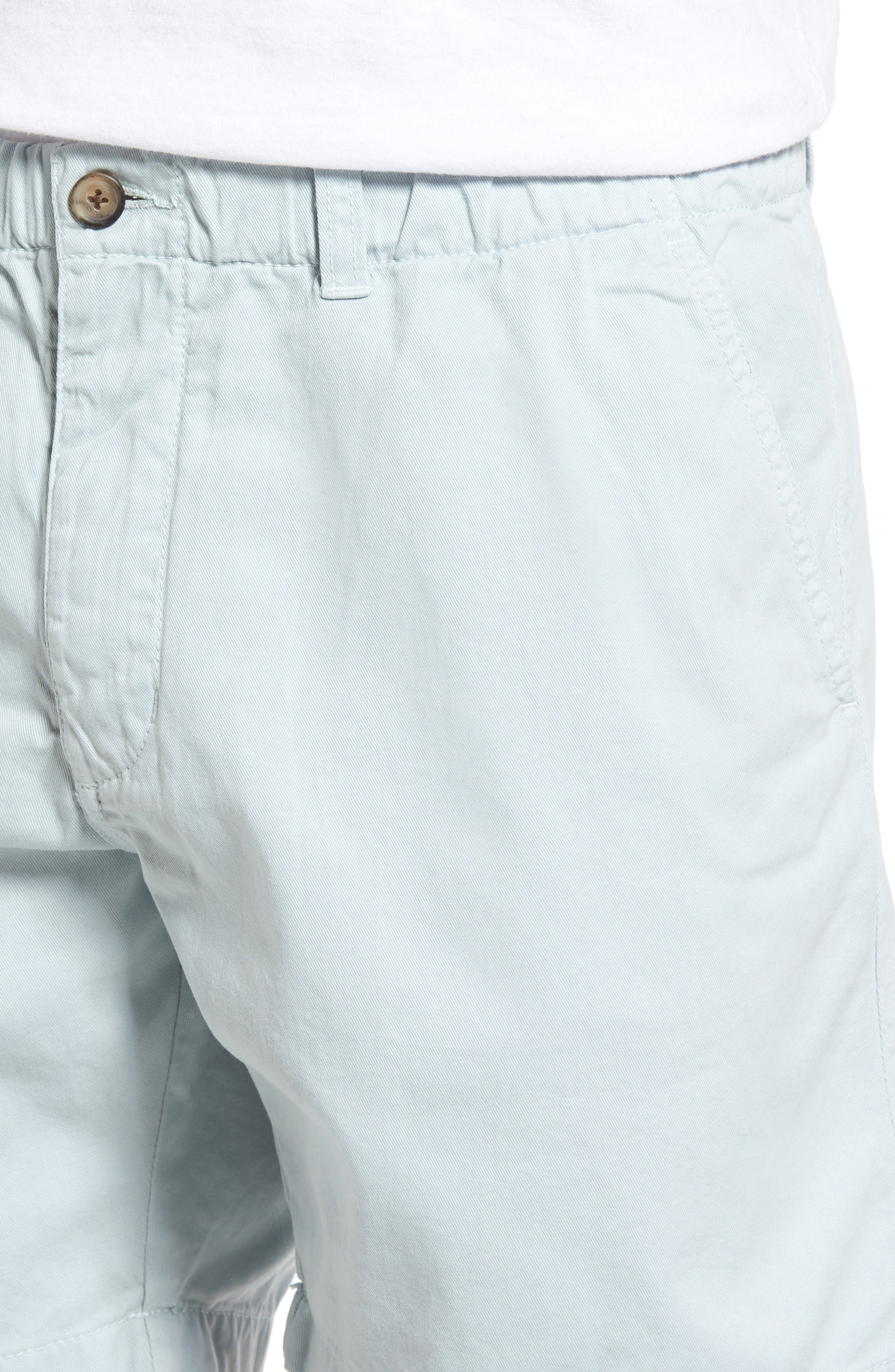 Washed Shorts,                             Alternate thumbnail 4, color,                             Sky