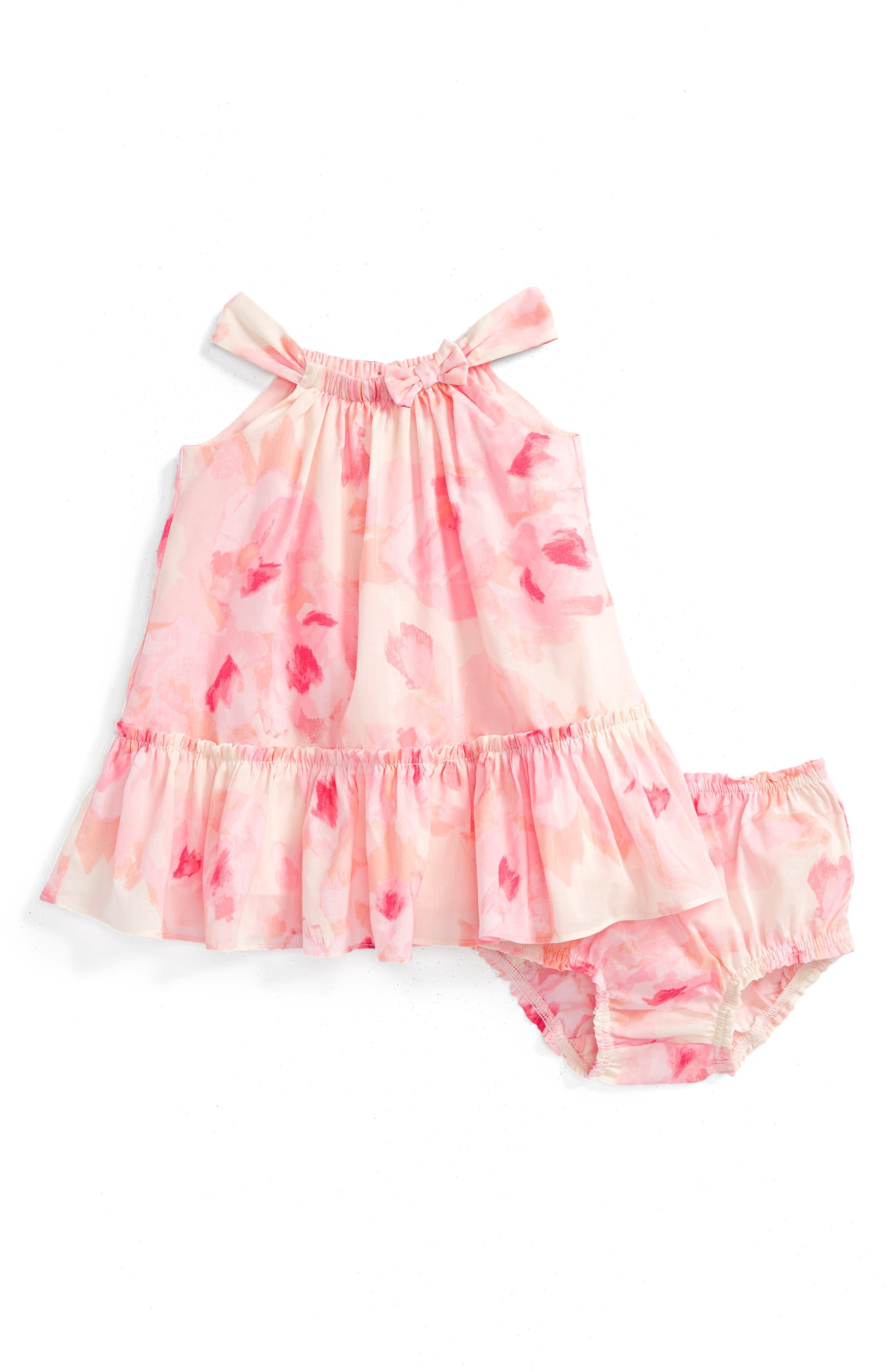 kate spade new york ruffle dress Baby Girls