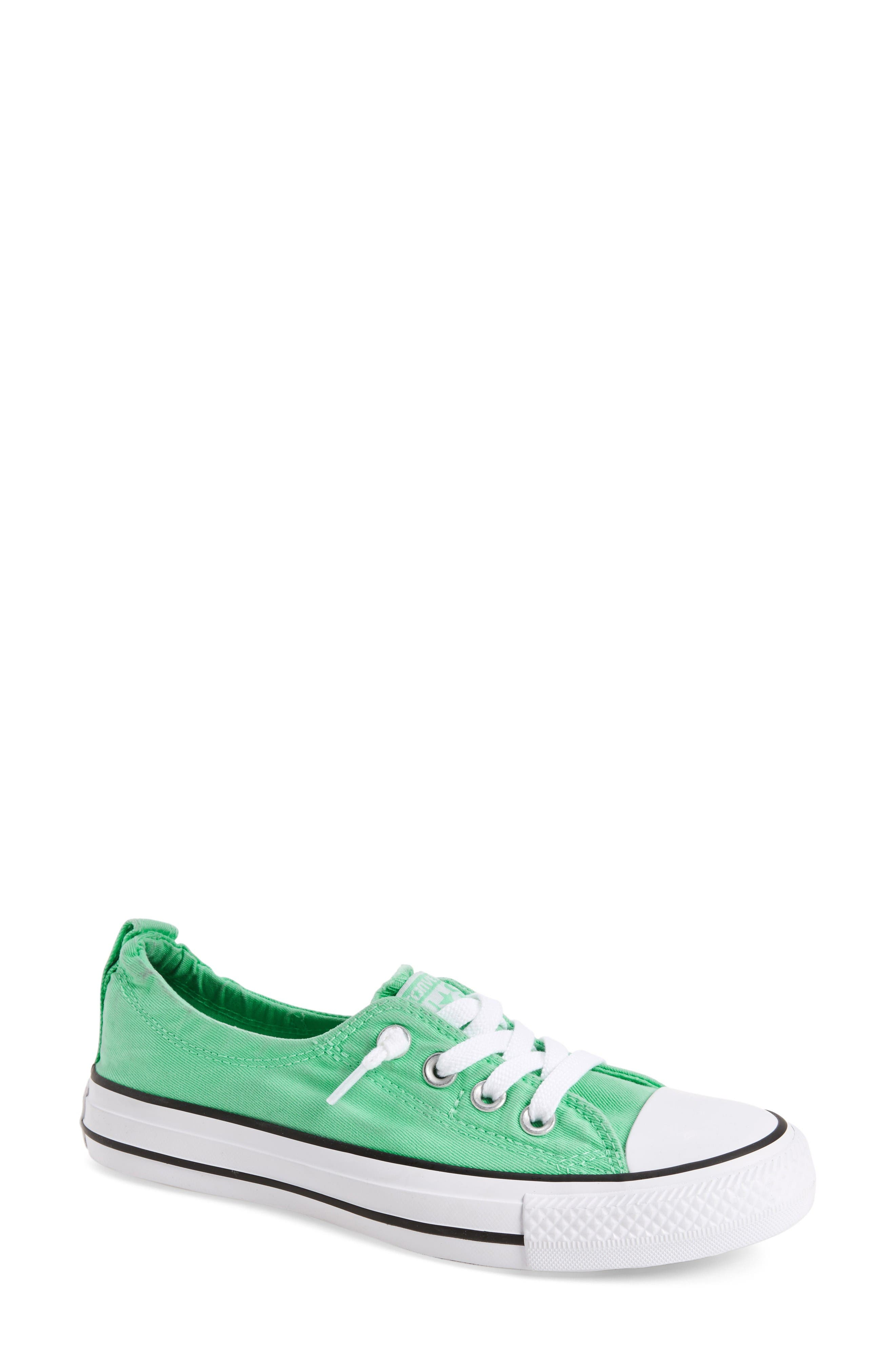 Main Image - Converse Chuck Taylor® All Star® 'Shoreline' Low Top Sneaker (Women) (Regular Retail Price: $59.95)