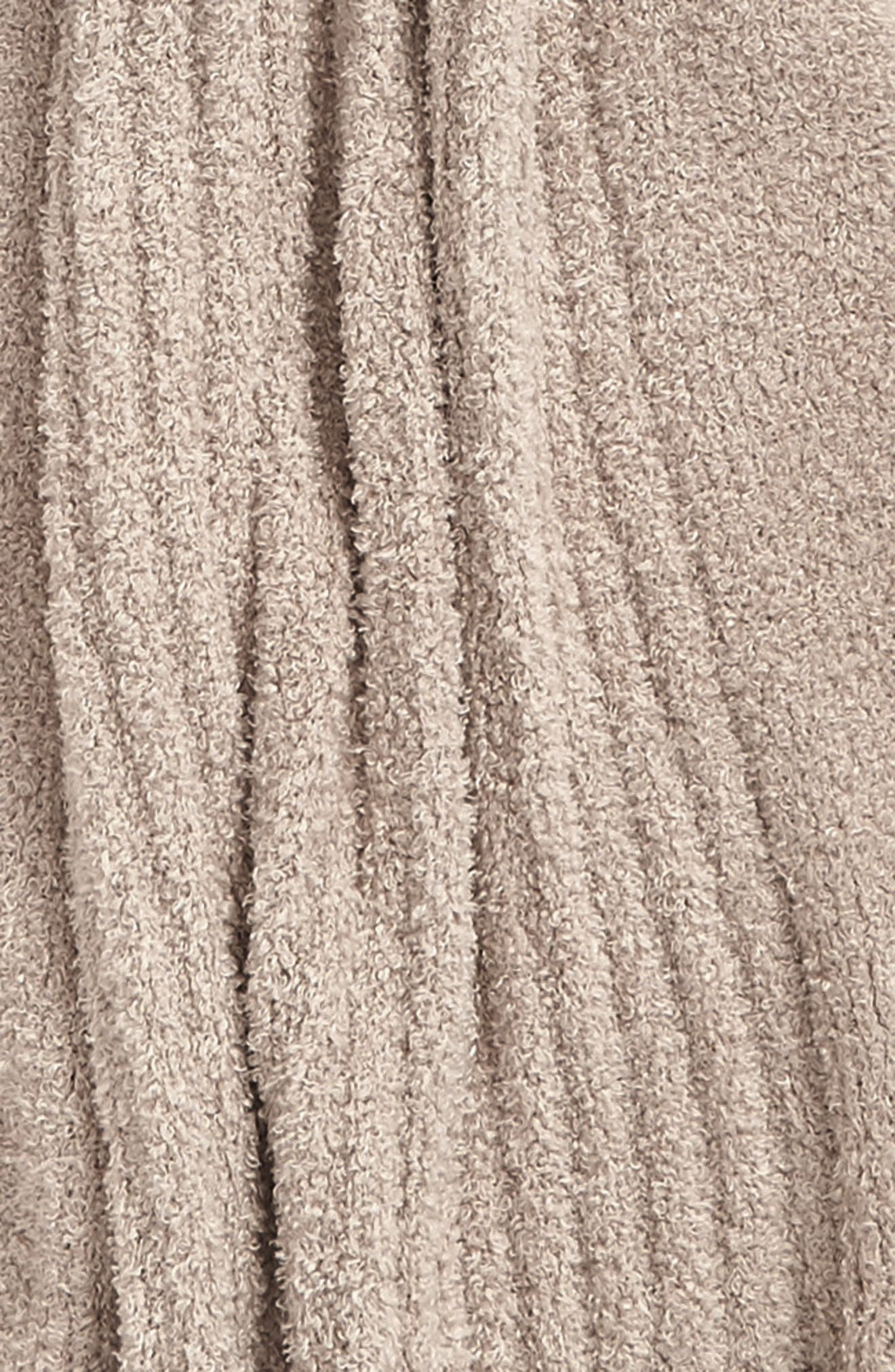 CozyChic Lite<sup>®</sup> Ribbed Scarf,                             Alternate thumbnail 3, color,                             Sand