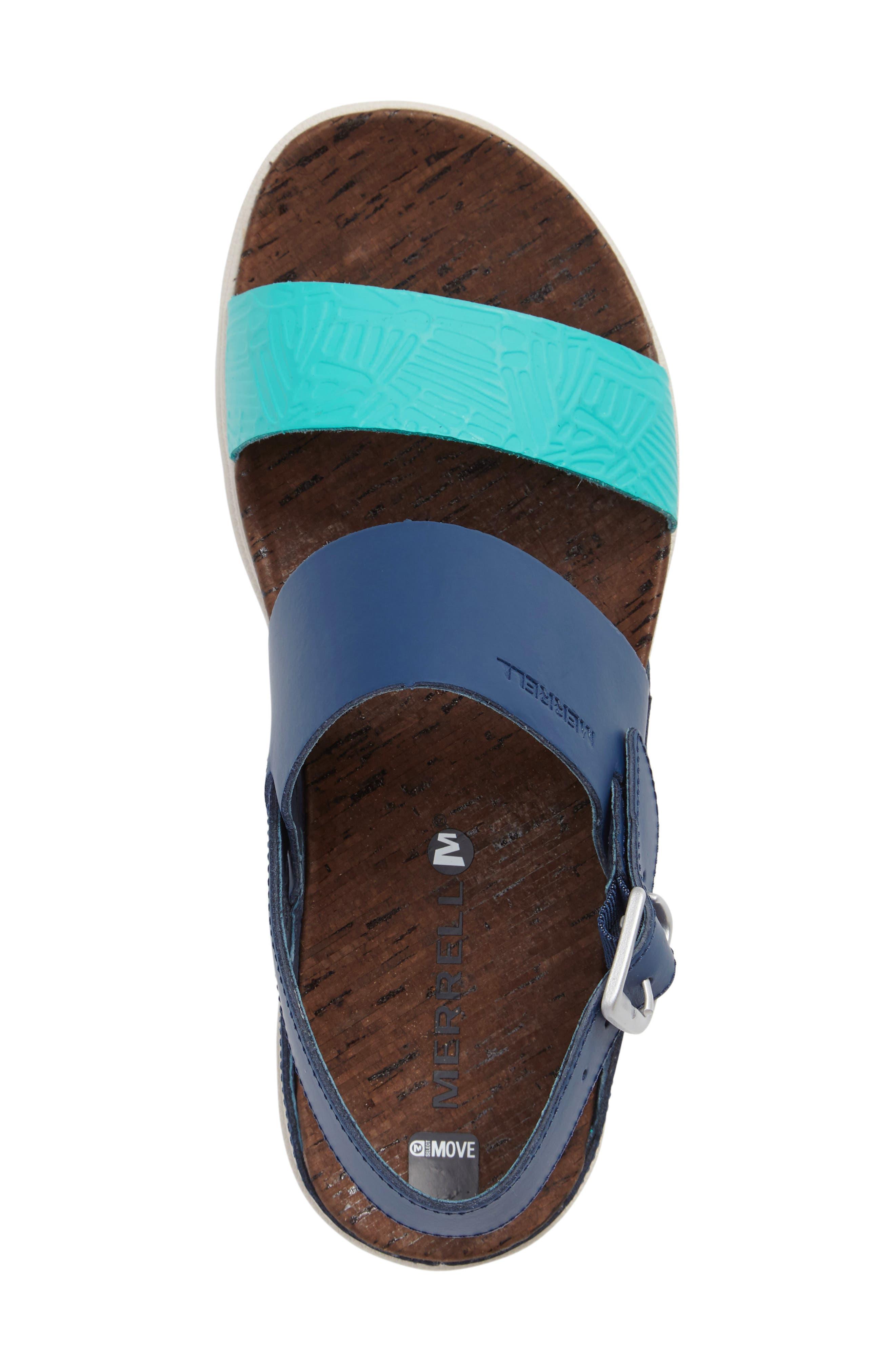 Alternate Image 2  - Merrell 'Around Town' Slingback Sandal (Women)