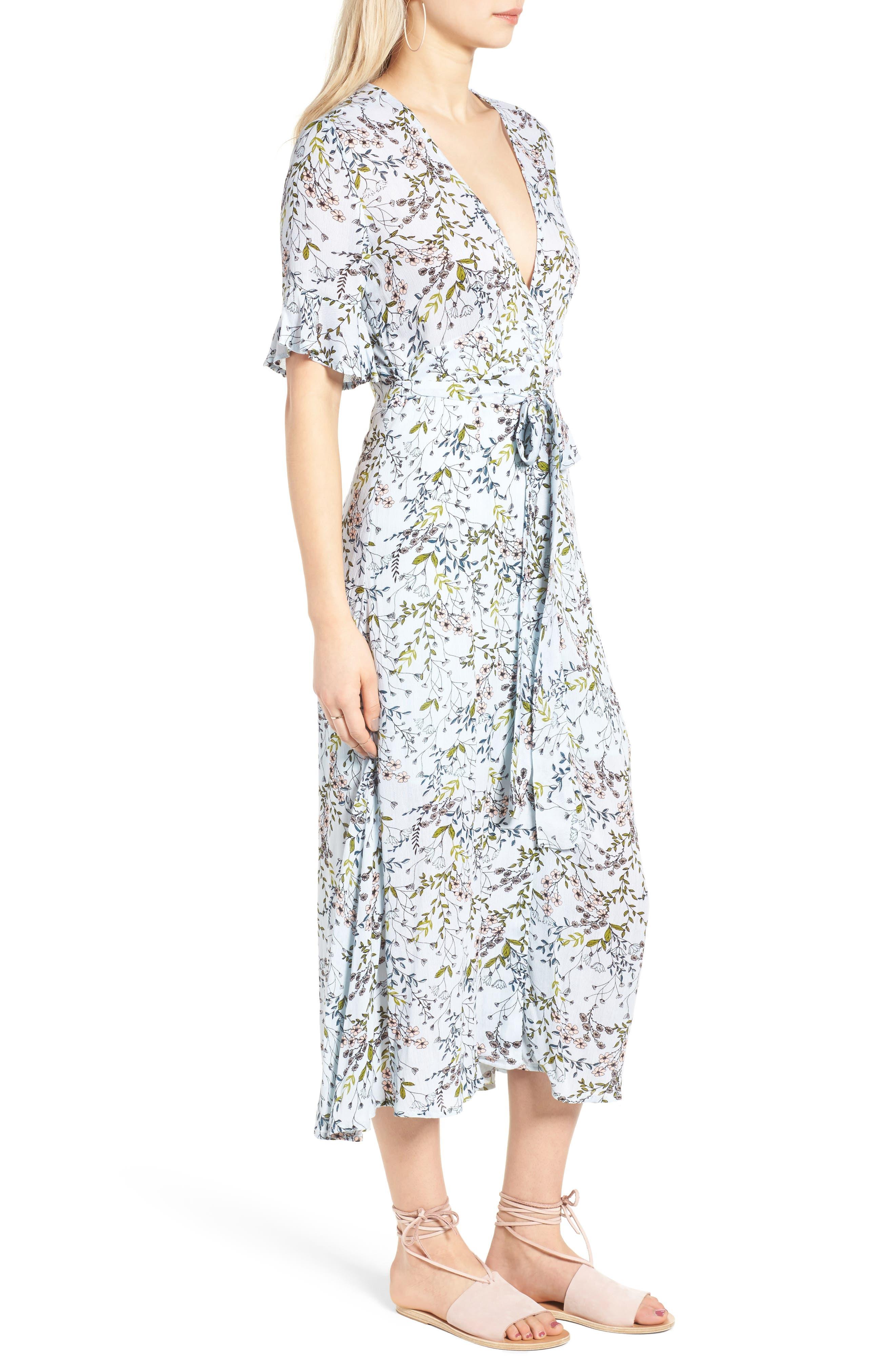 Alternate Image 3  - Somedays Lovin Woodland Days Midi Dress