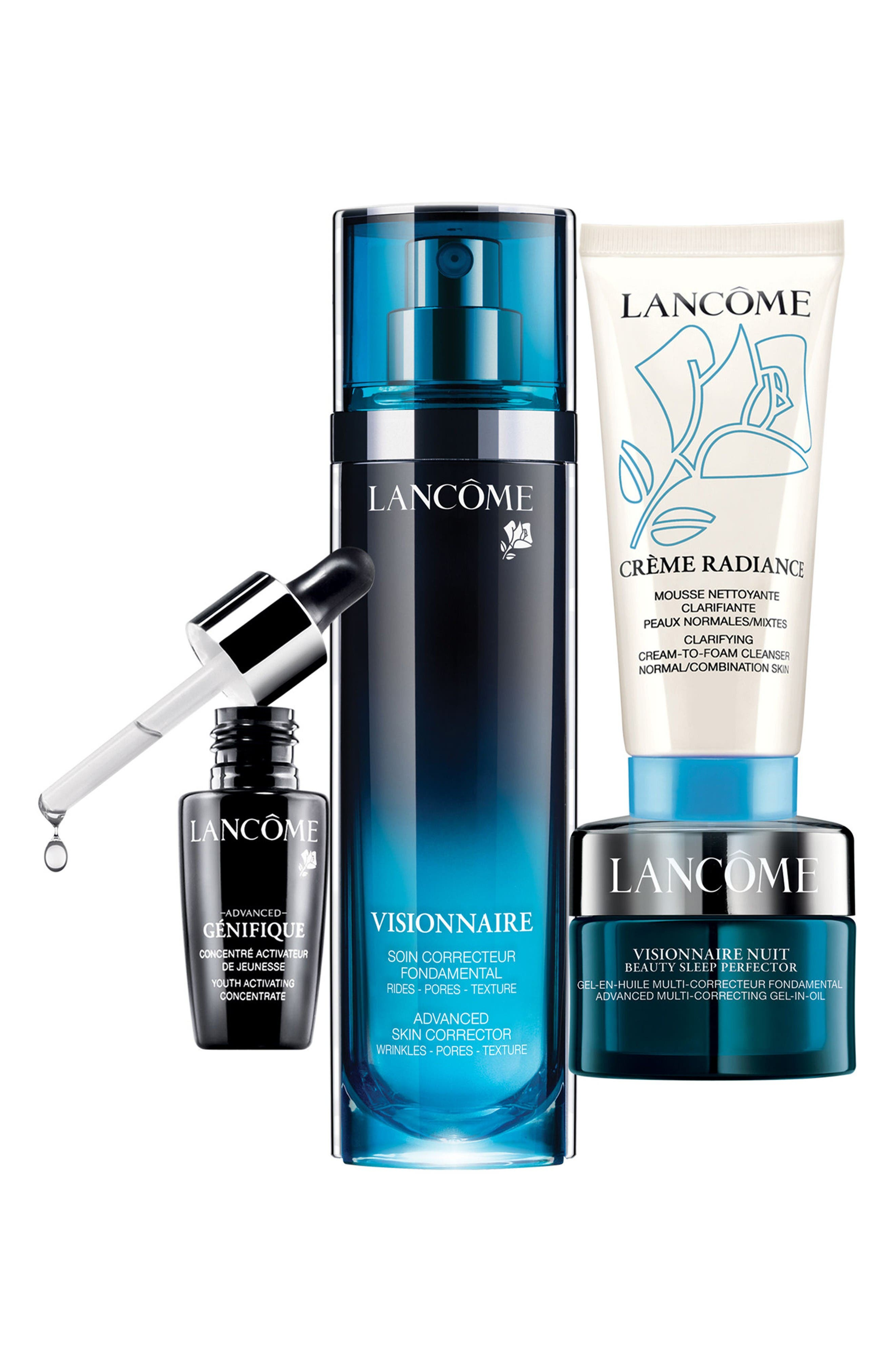 Alternate Image 2  - Lancôme The Visionnaire Regimen Set ($138 Value)