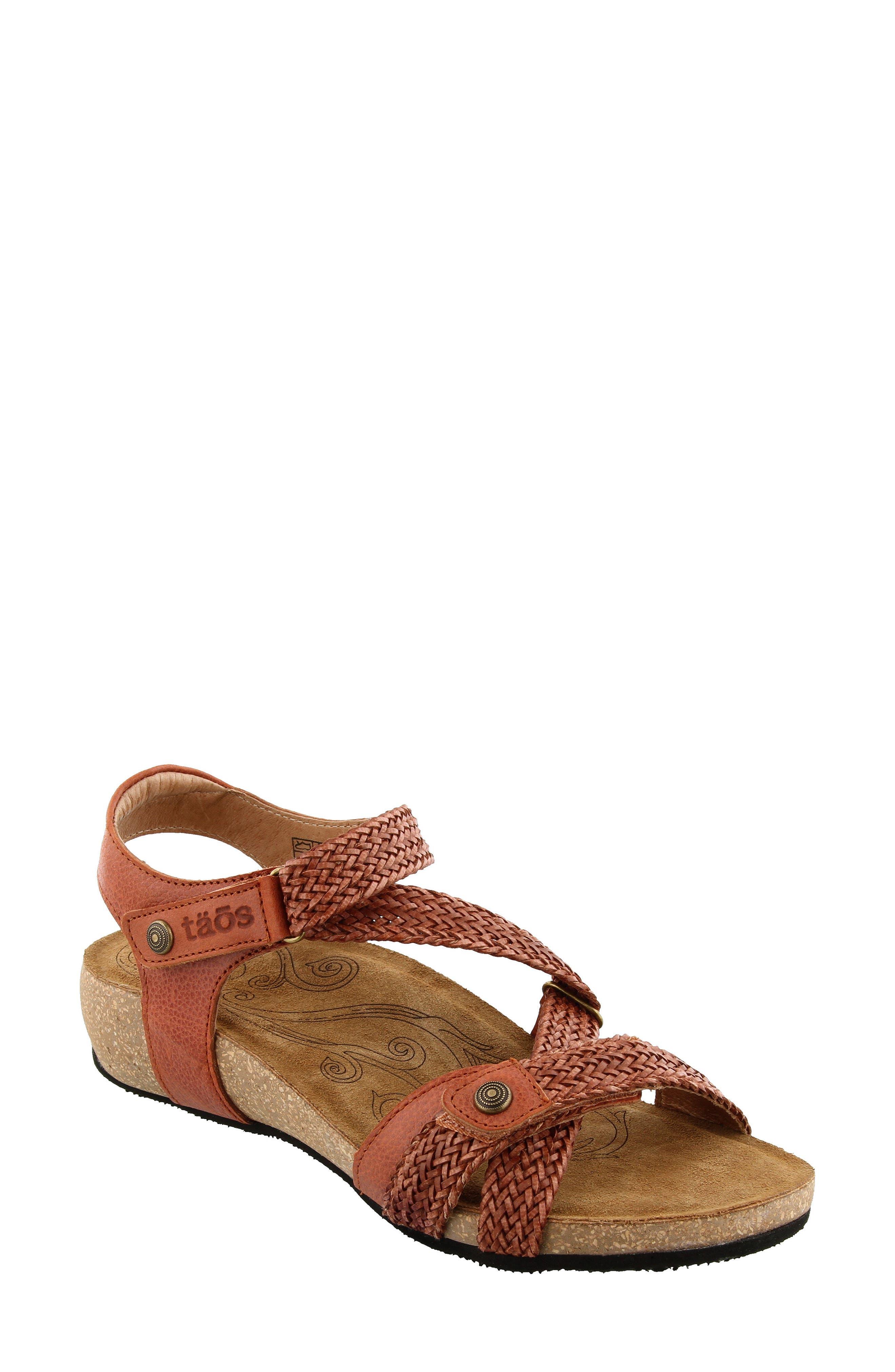 Alternate Image 1 Selected - Taos 'Trulie' Wedge Sandal (Women)
