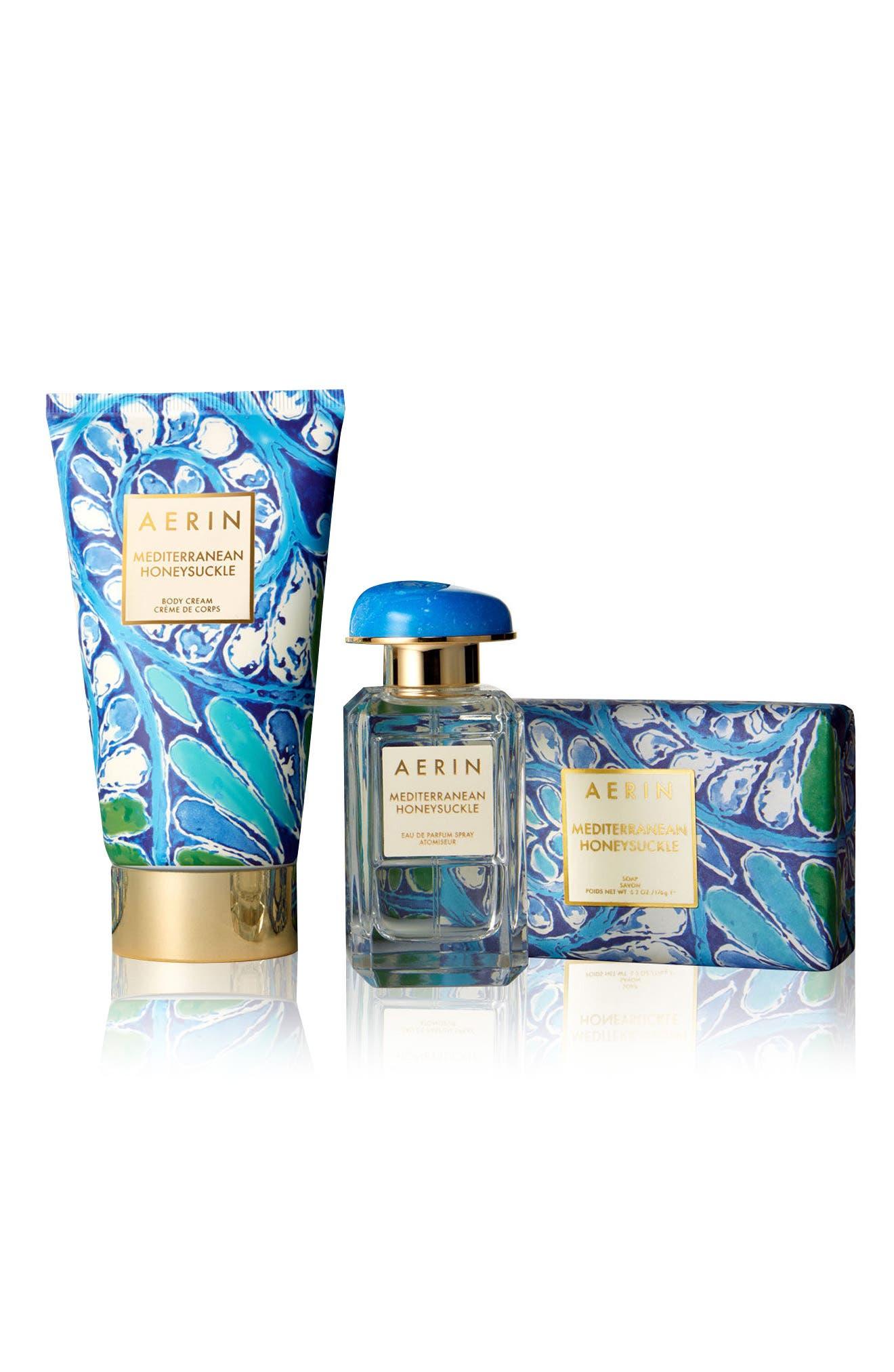 AERIN Beauty Mediterranean Honeysuckle Eau de Parfum Collection,                             Main thumbnail 1, color,                             No Color