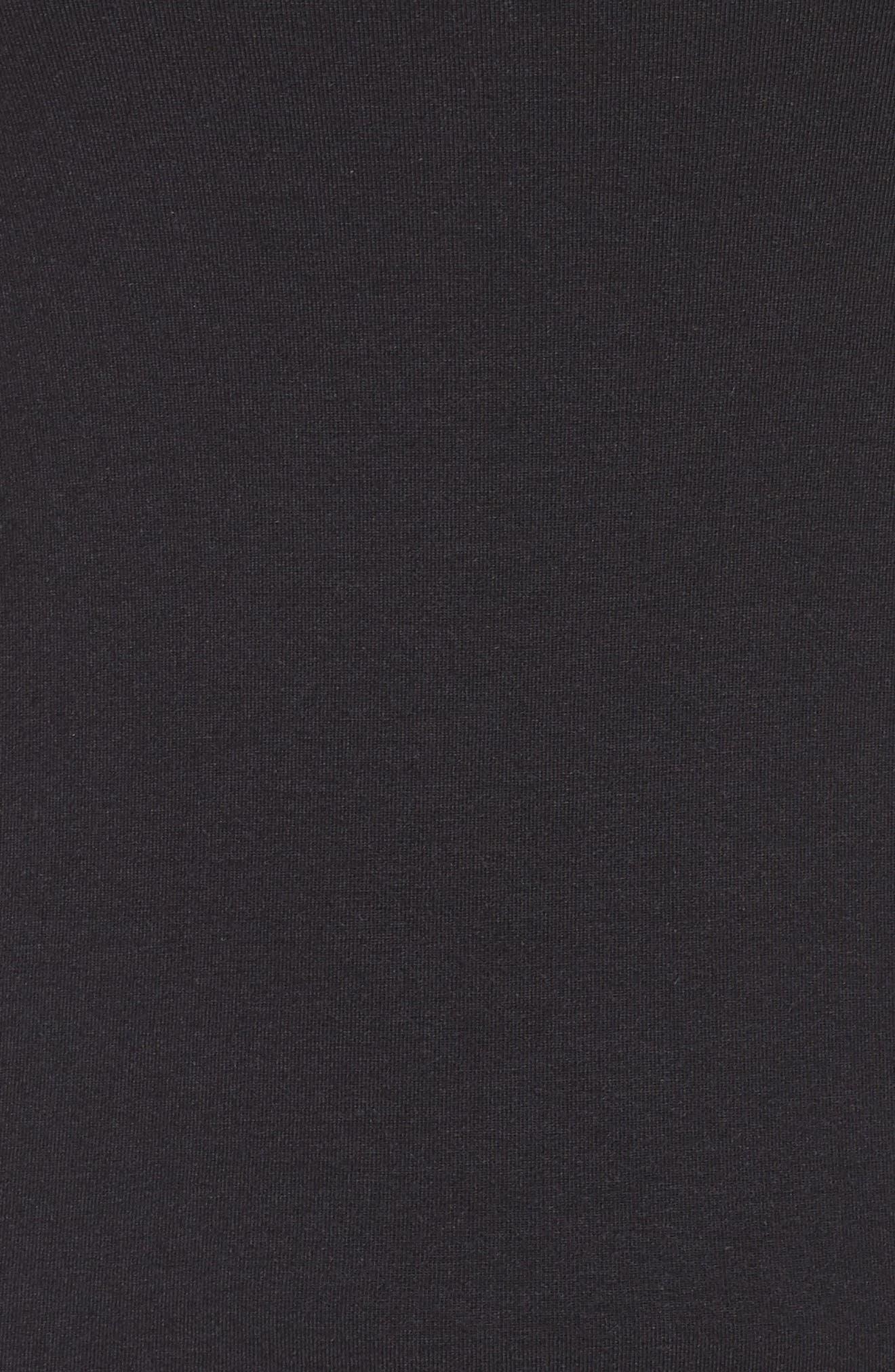 Camisole,                             Alternate thumbnail 5, color,                             Black