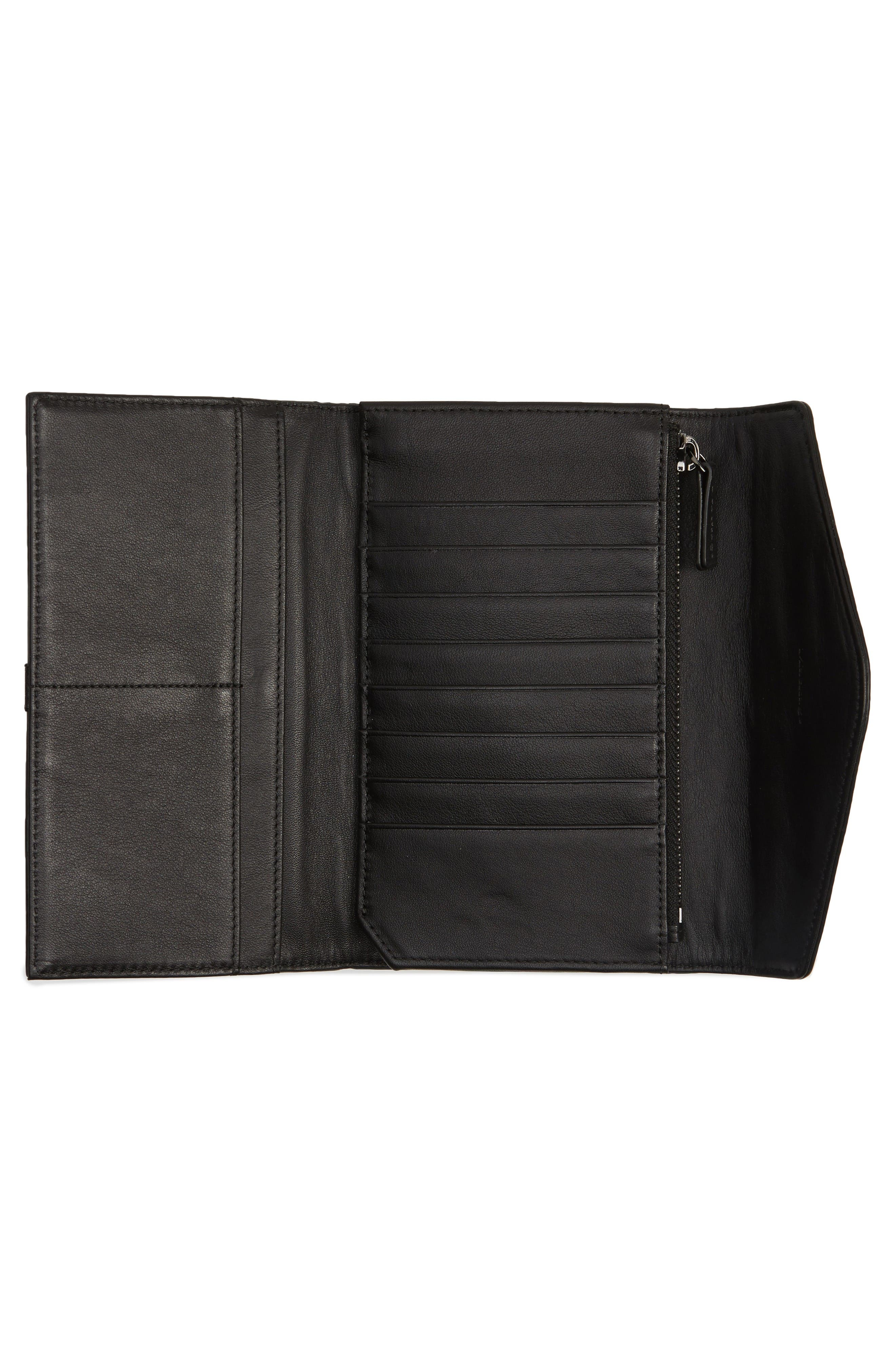 Alternate Image 2  - Mackage Atlas Leather Envelope Wallet