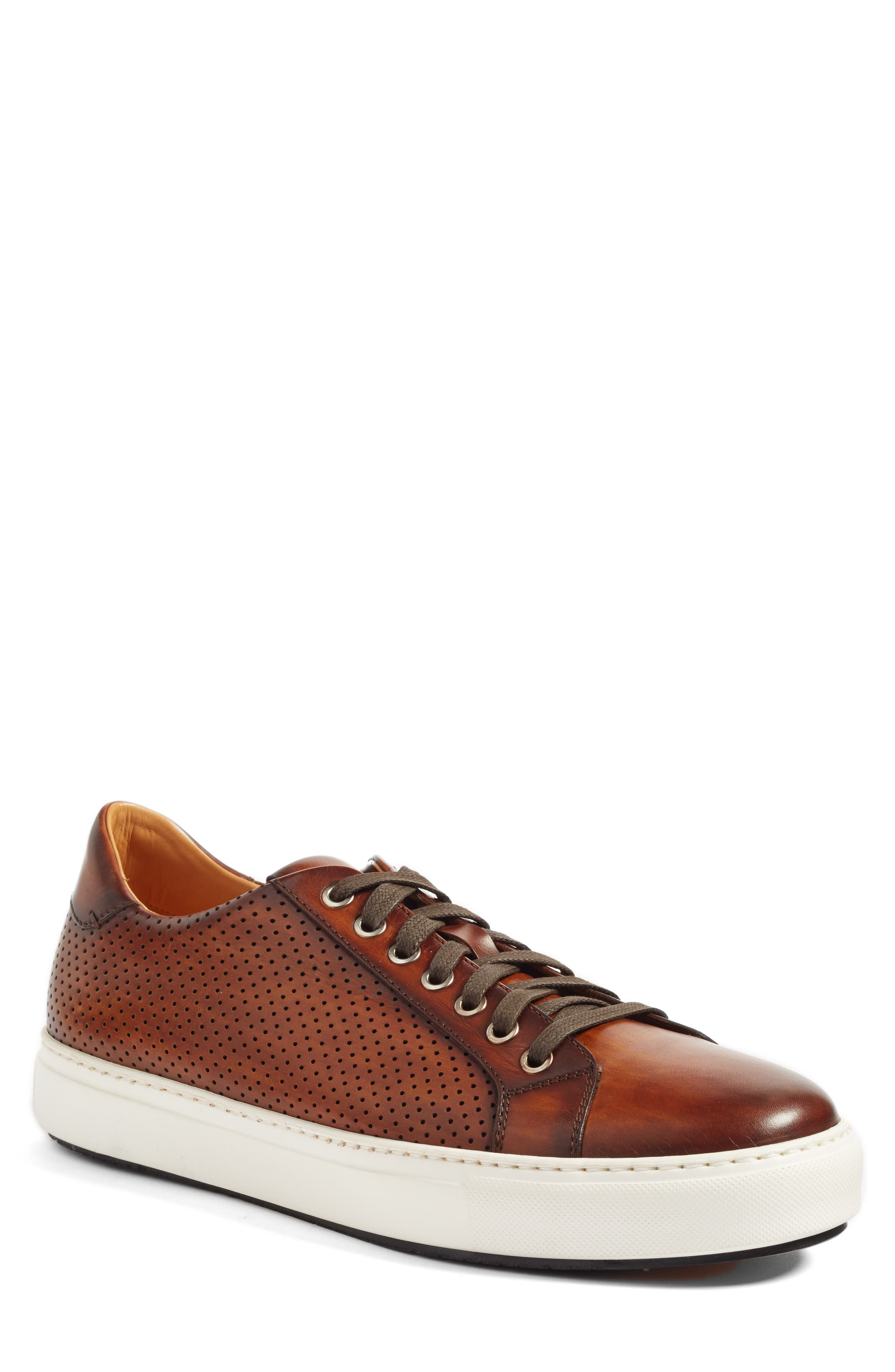 Main Image - Magnanni 'Blanco' Sneaker (Men)