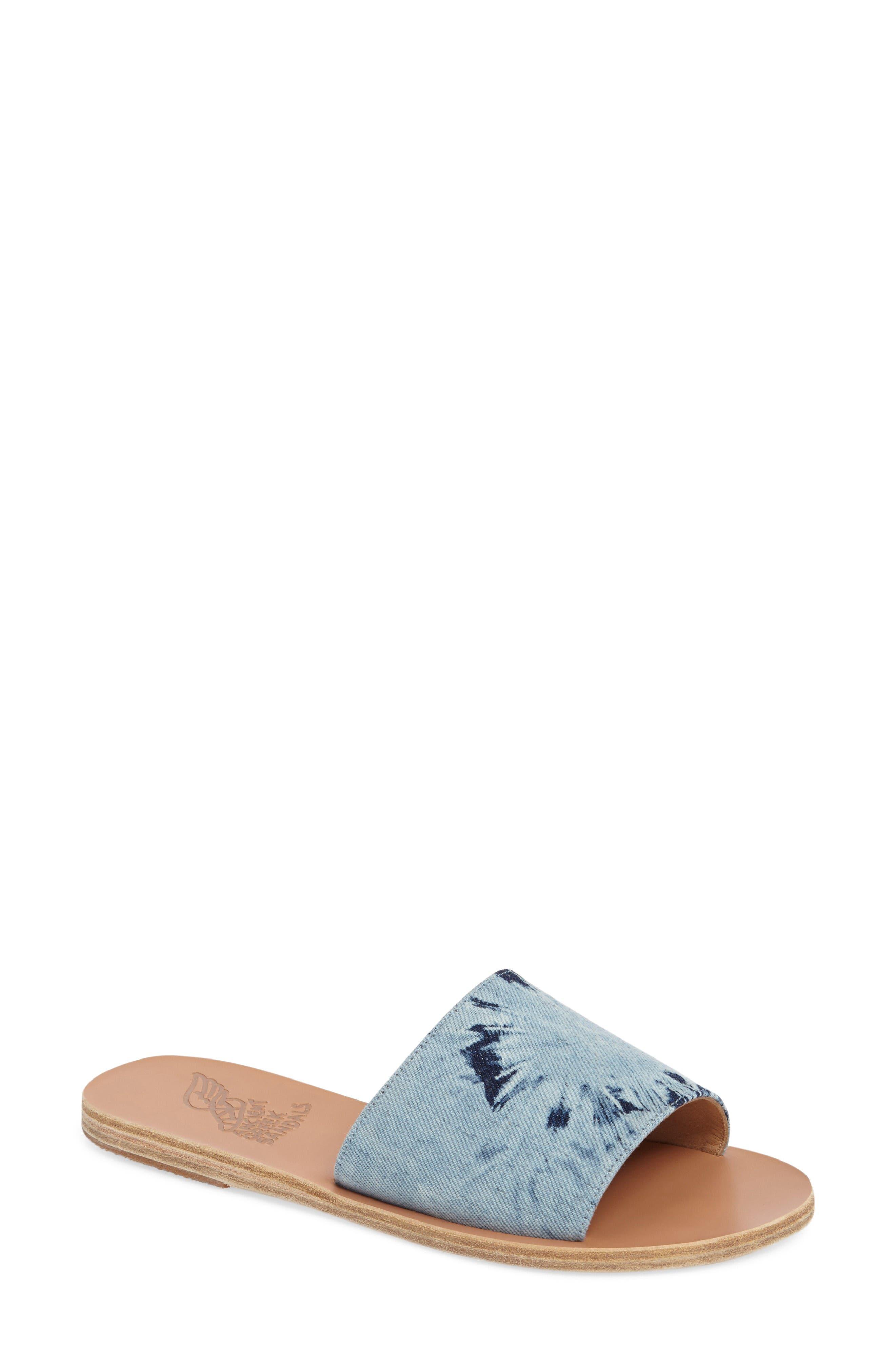 Ancient Greek Sandals Taygete Slide Sandal (Women)