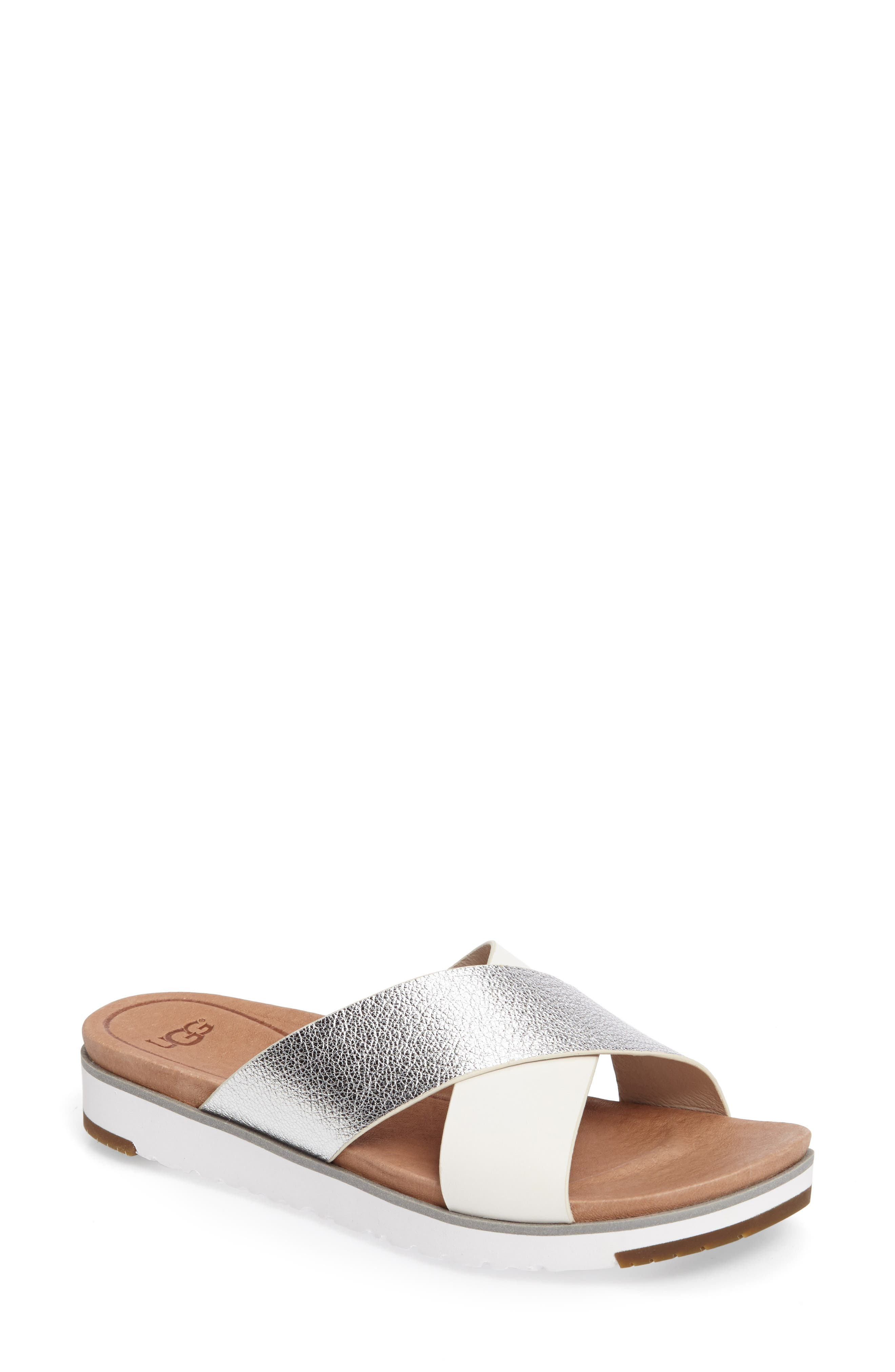 Alternate Image 1 Selected - UGG® 'Kari' Sandal (Women)