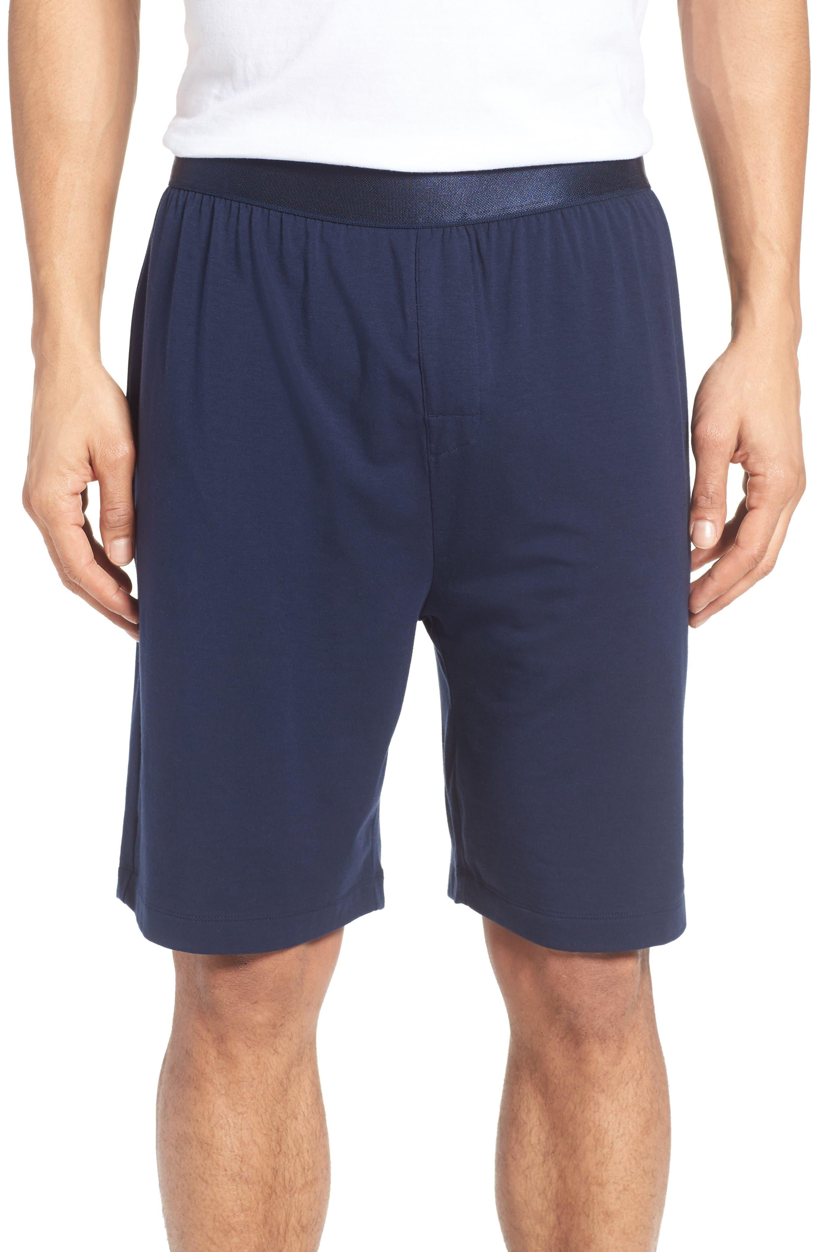 Nordstrom Men's Shop Micromodal Blend Lounge Shorts