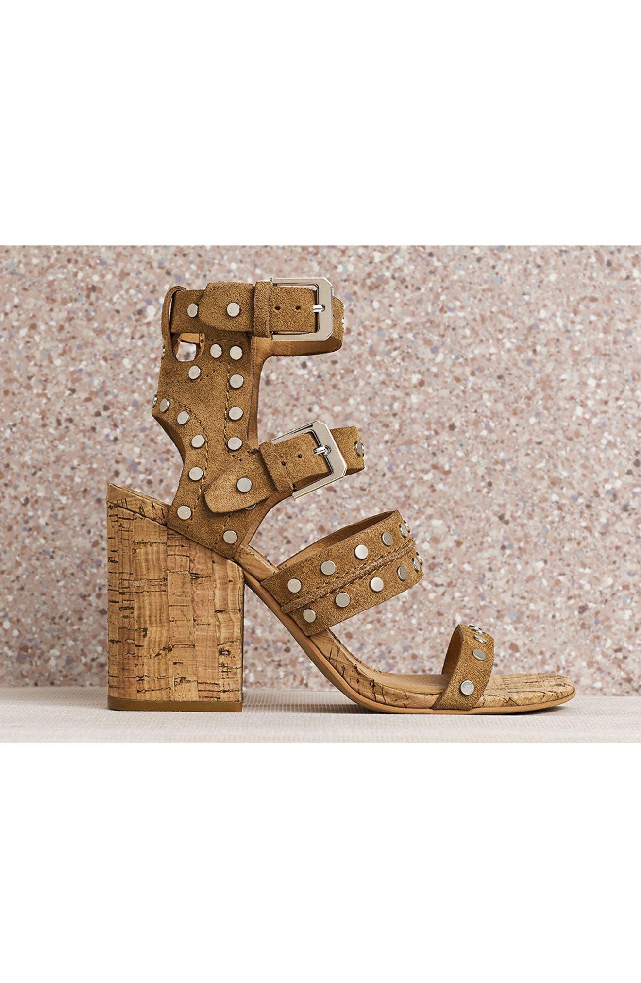 Alternate Image 5  - Dolce Vita Effie Block Heel Sandal (Women)