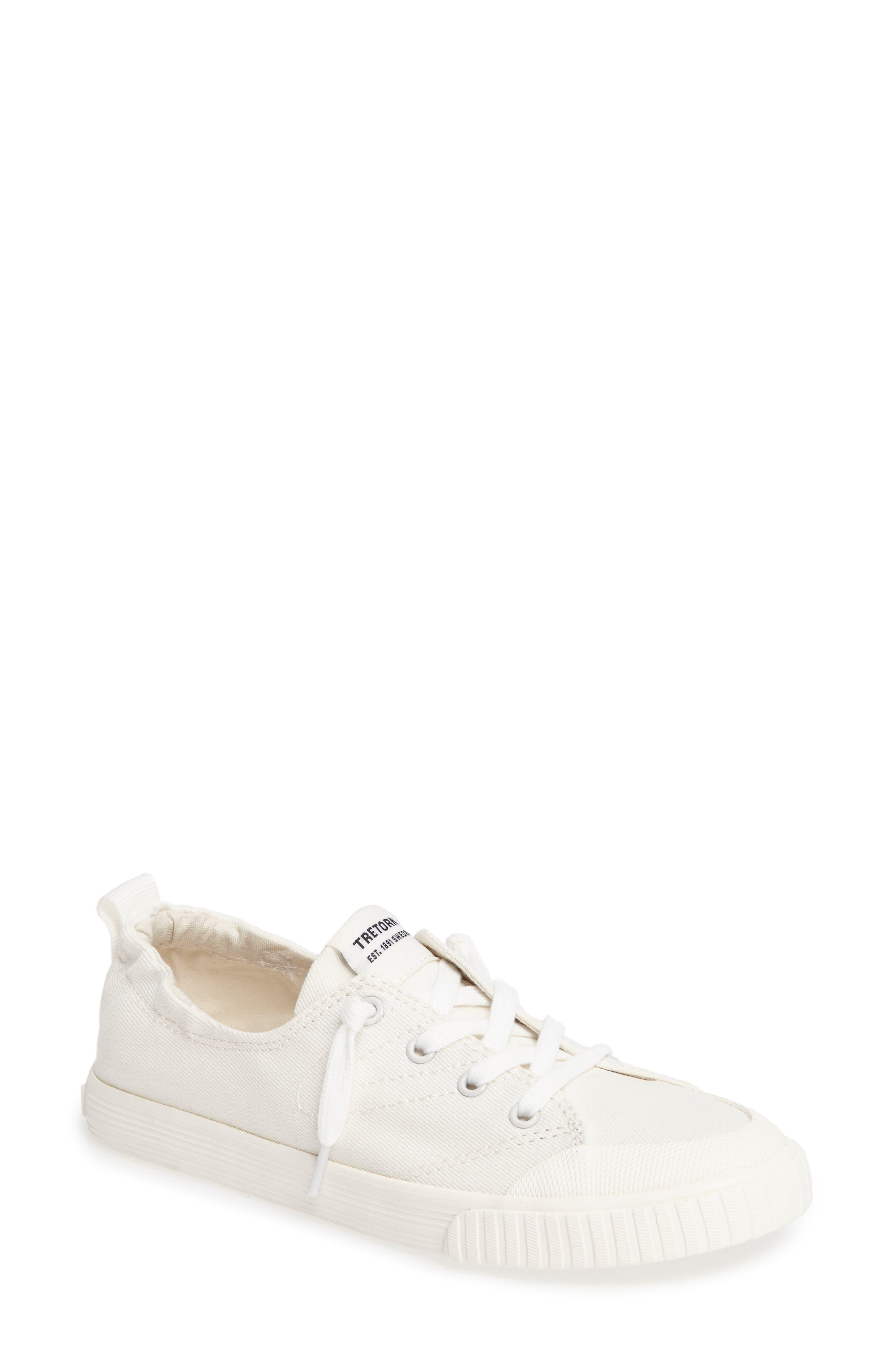 Meg Slip-On Sneaker,                             Main thumbnail 1, color,                             Vintage White