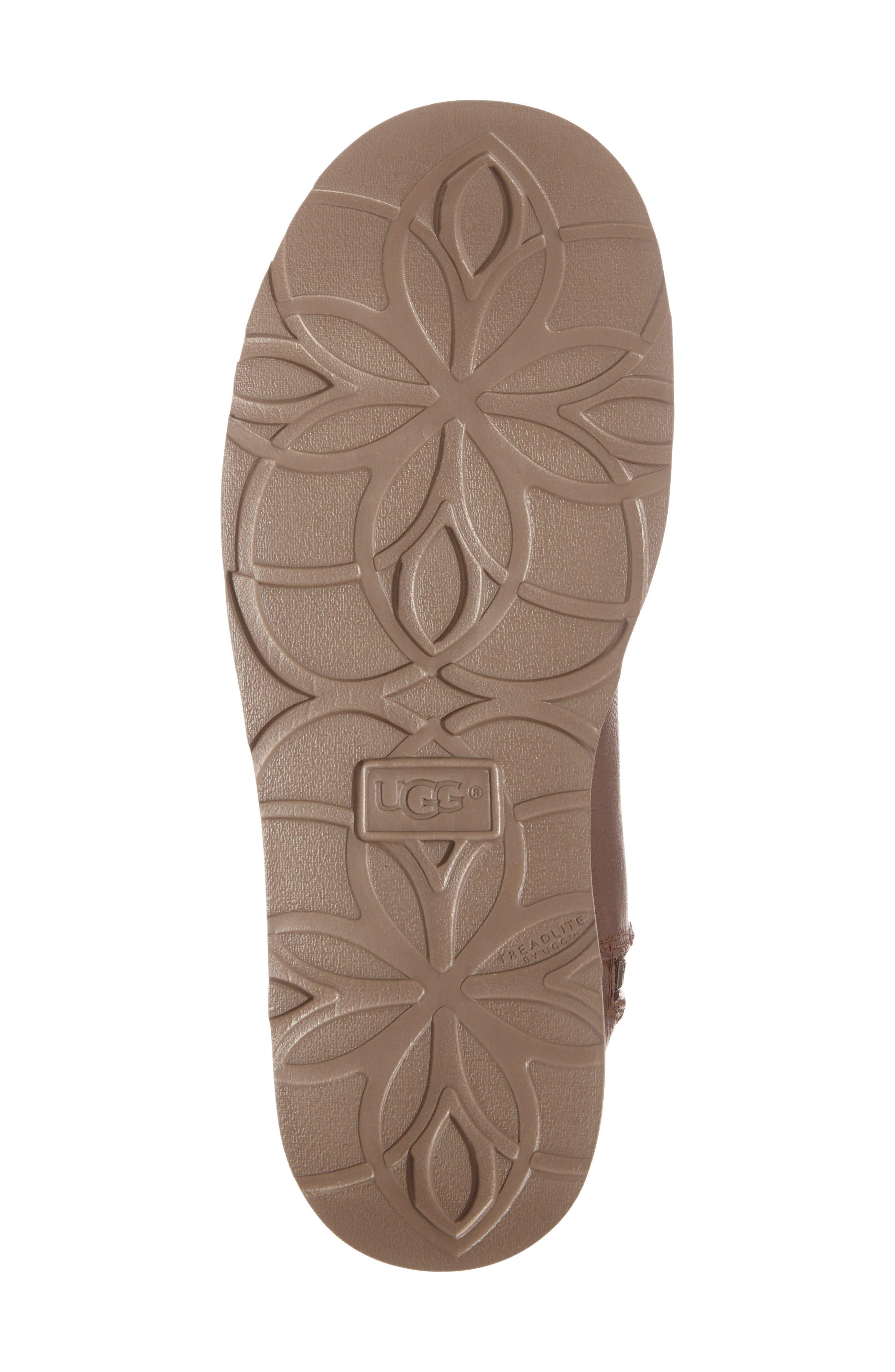 Alternate Image 4  - UGG® Abree Mini Boot (Women)